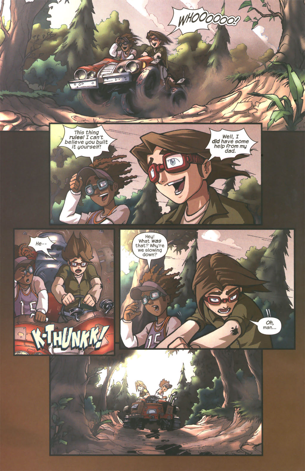 Read online Sentinel comic -  Issue #1 - 13