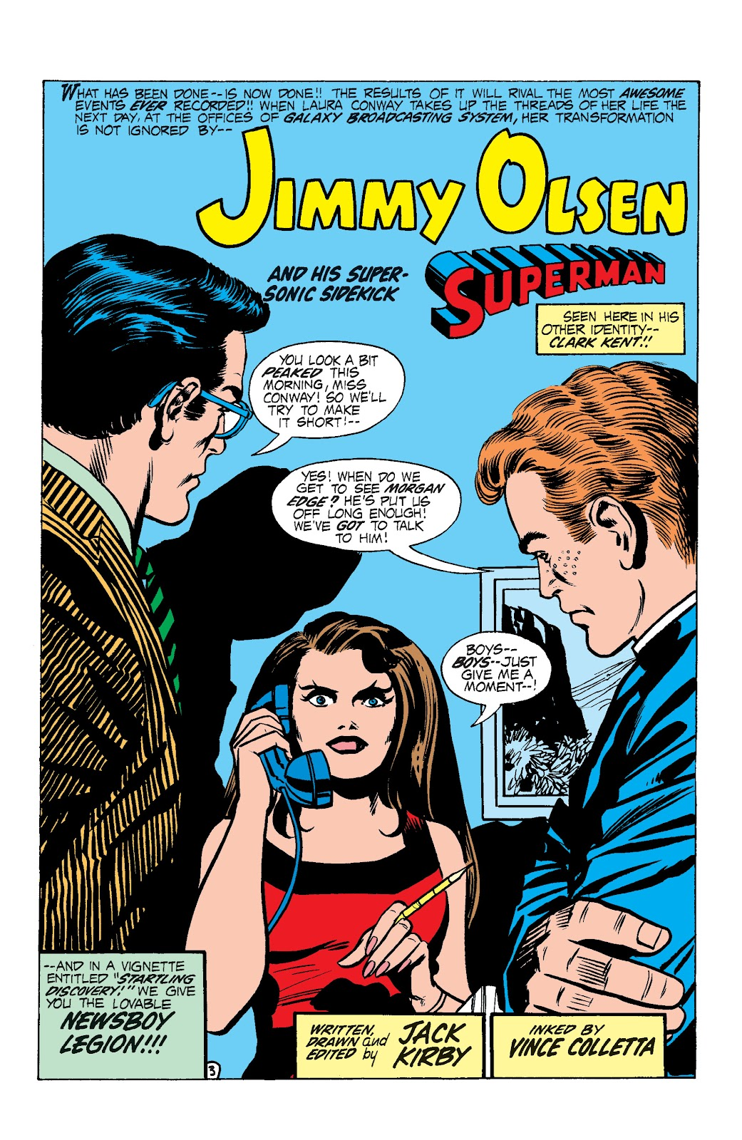 Read online Superman's Pal, Jimmy Olsen by Jack Kirby comic -  Issue # TPB (Part 2) - 93
