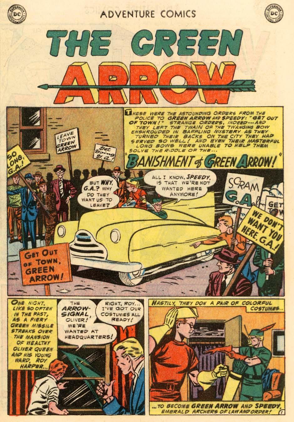 Read online Adventure Comics (1938) comic -  Issue #195 - 34