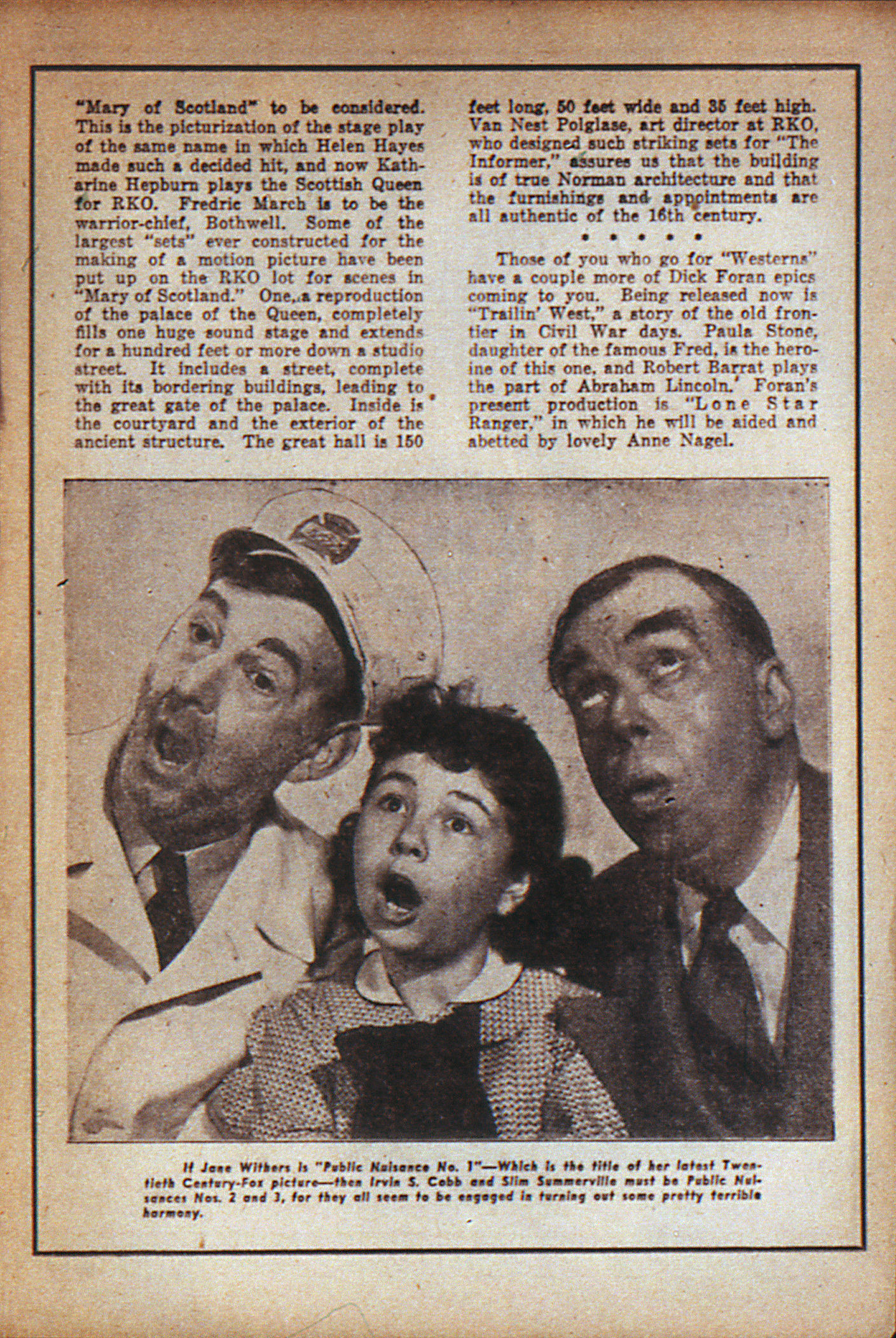Read online Adventure Comics (1938) comic -  Issue #7 - 22
