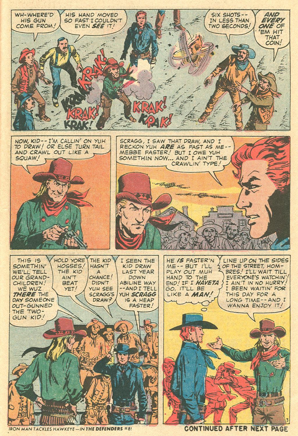 Read online Two-Gun Kid comic -  Issue #113 - 27