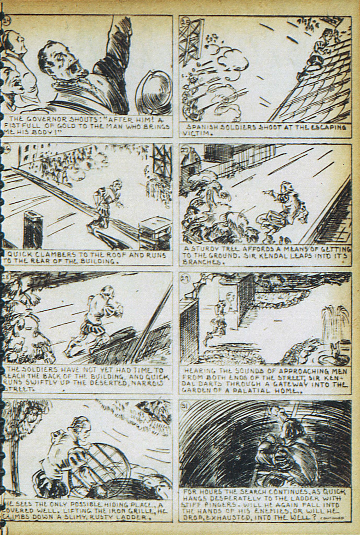 Read online Adventure Comics (1938) comic -  Issue #17 - 26
