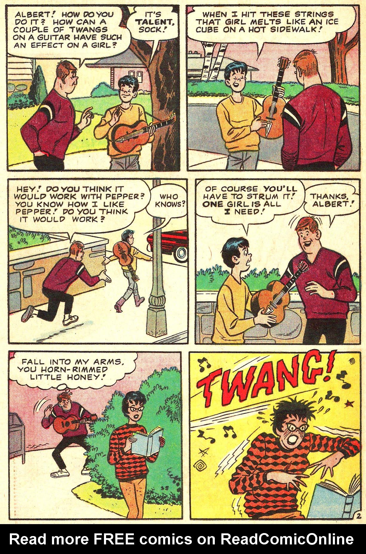 Read online She's Josie comic -  Issue #12 - 4
