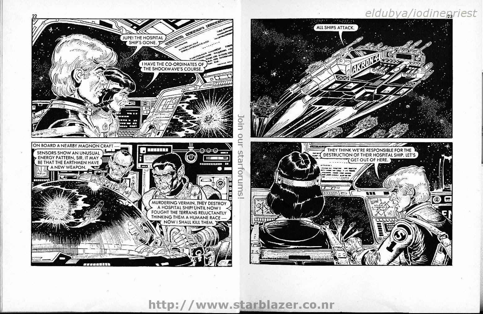 Starblazer issue 107 - Page 13