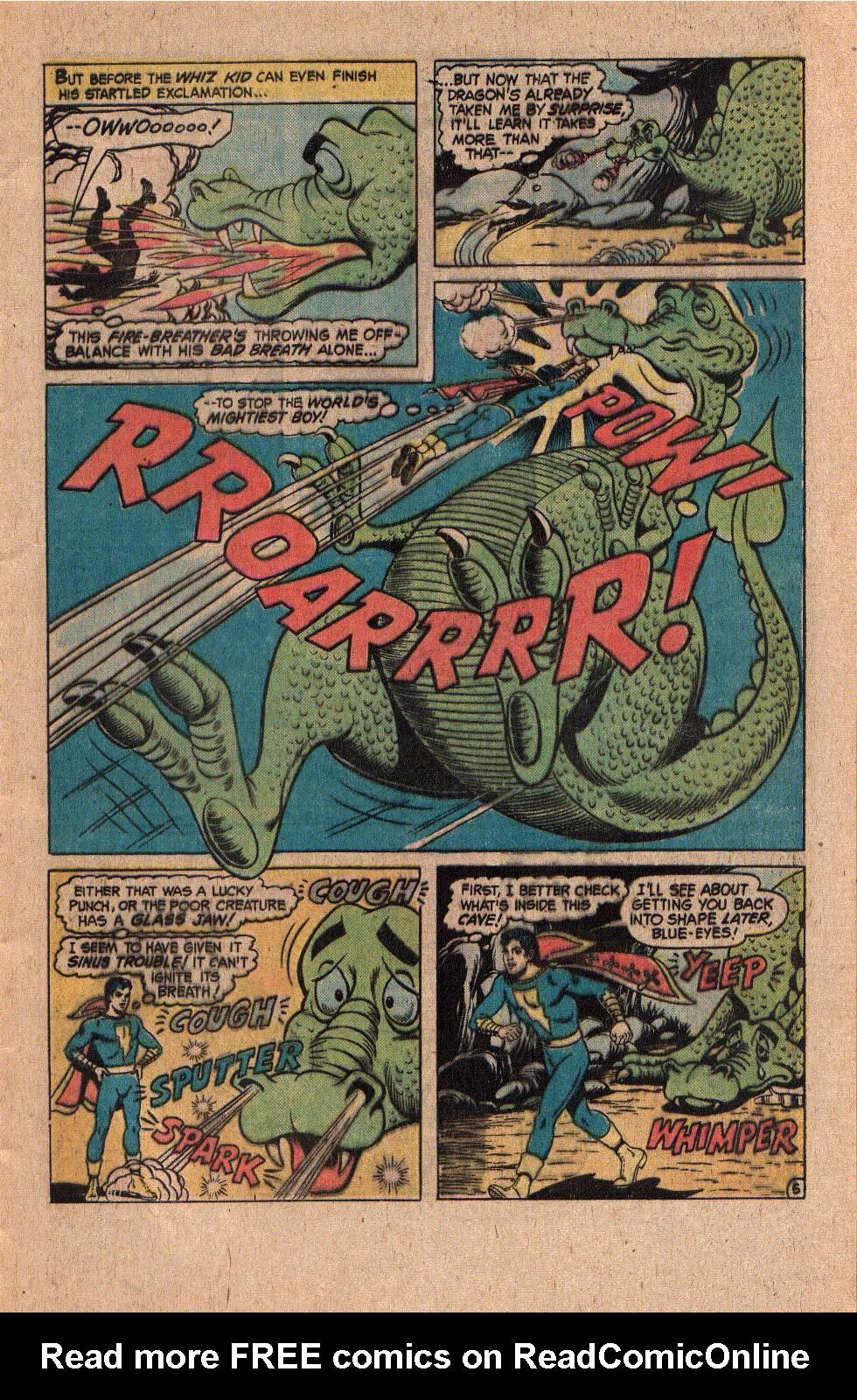 Read online Shazam! (1973) comic -  Issue #20 - 9