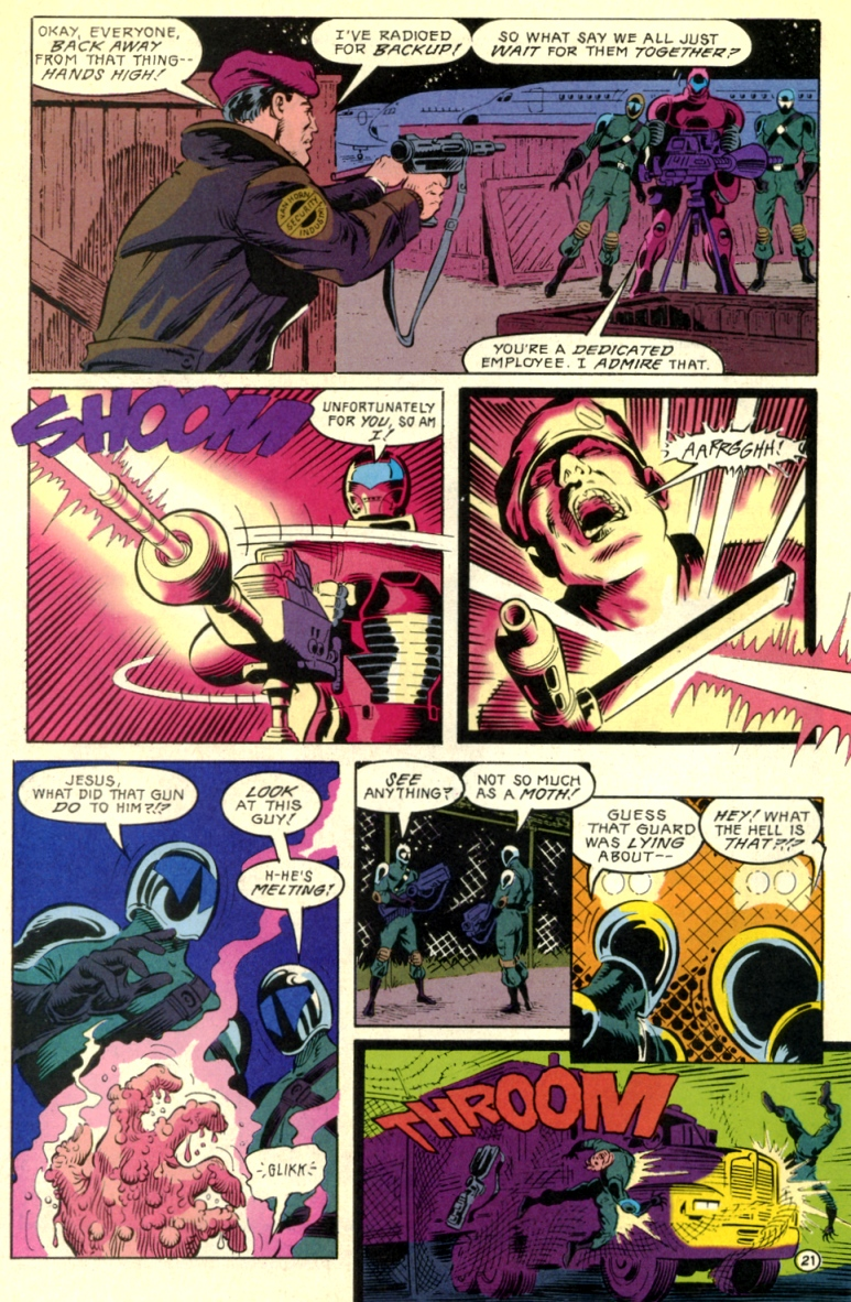 Read online Gunfire comic -  Issue #2 - 26