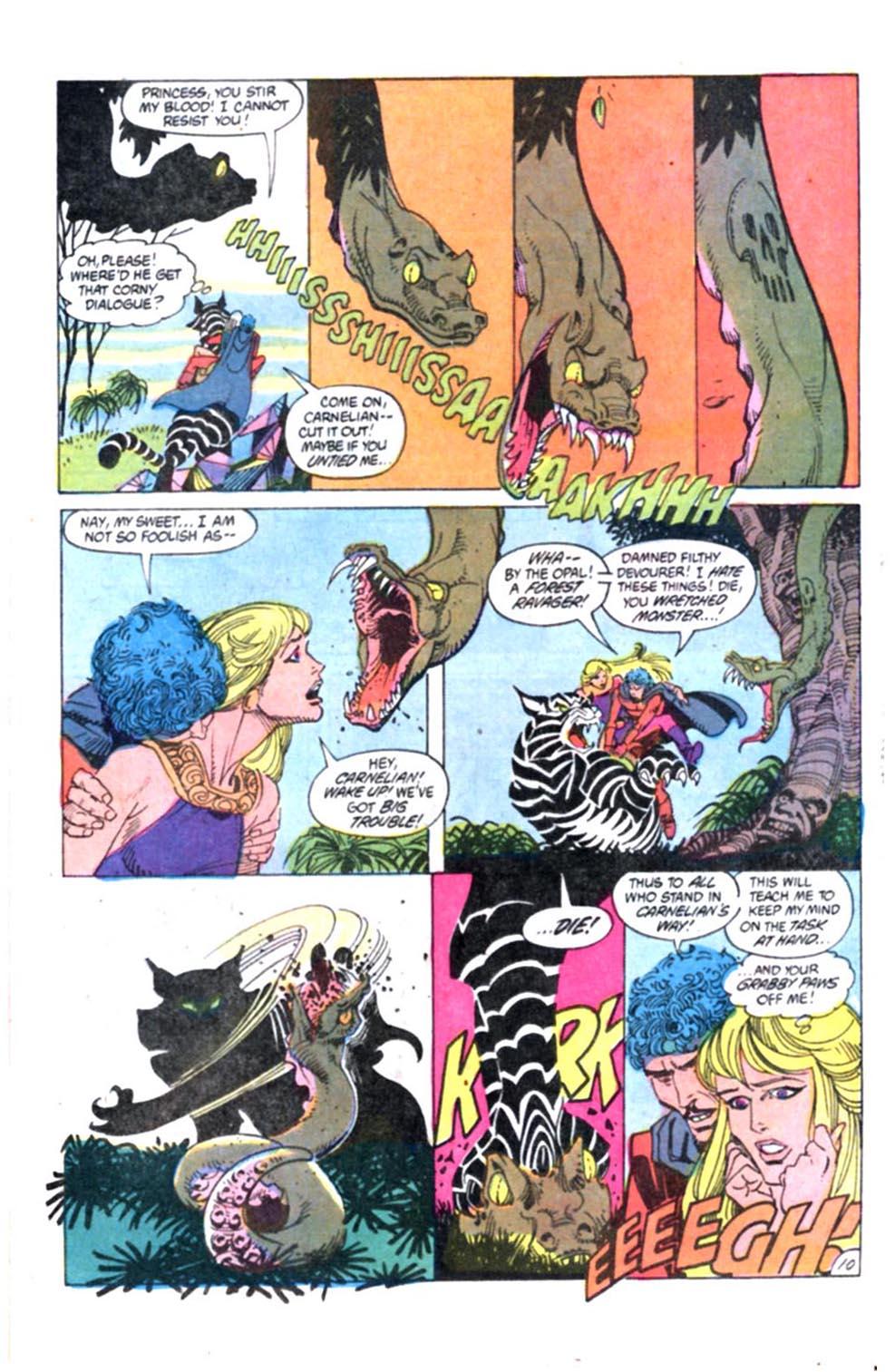 Read online Amethyst, Princess of Gemworld comic -  Issue #2 - 11