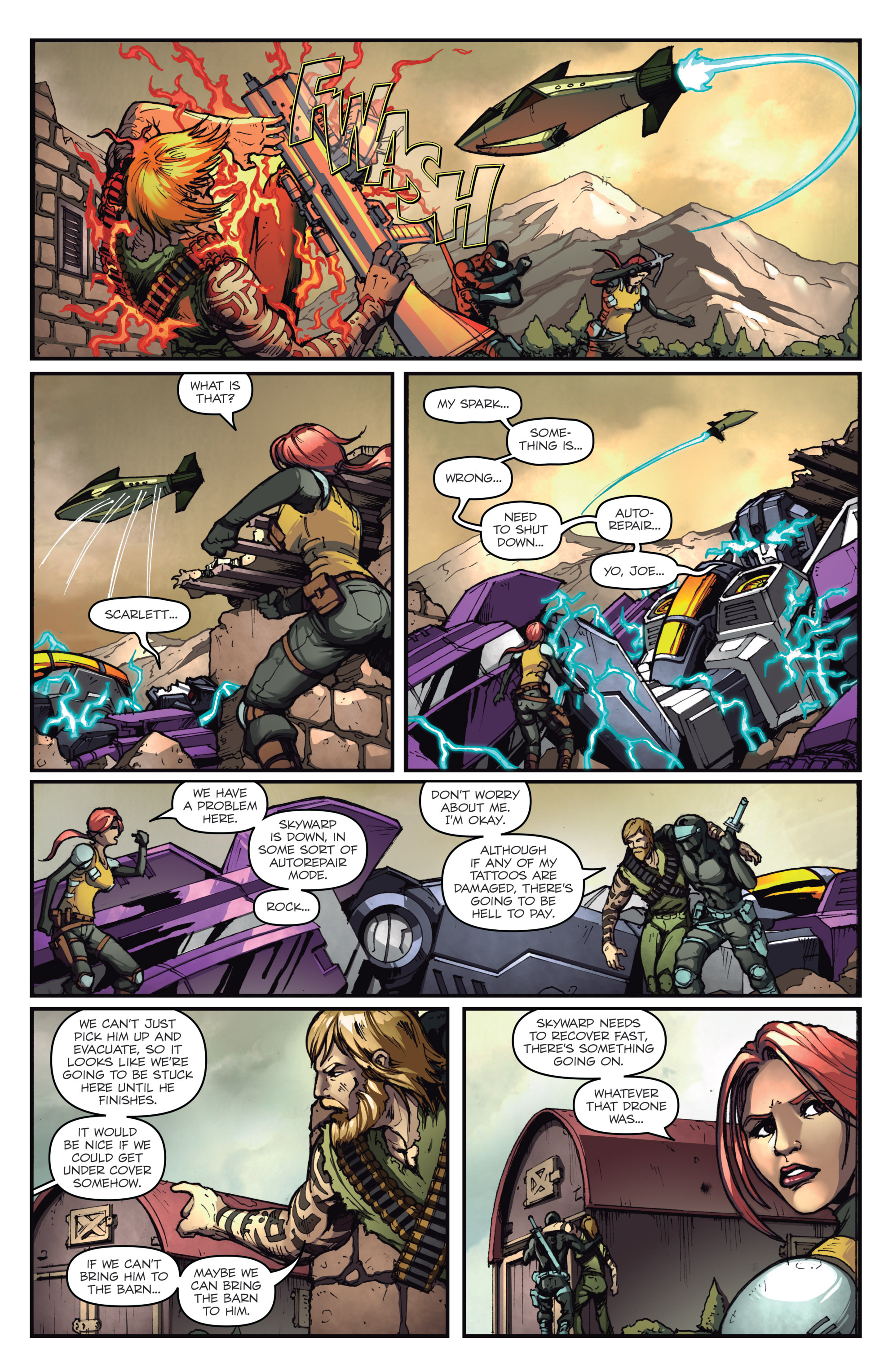 Read online Micronauts: Wrath of Karza comic -  Issue #1 - 13