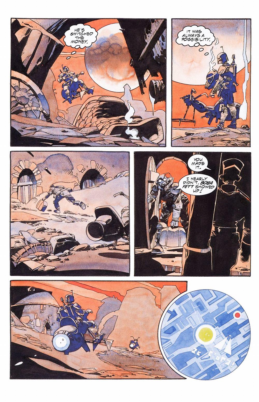 Read online Star Wars Omnibus comic -  Issue # Vol. 12 - 396