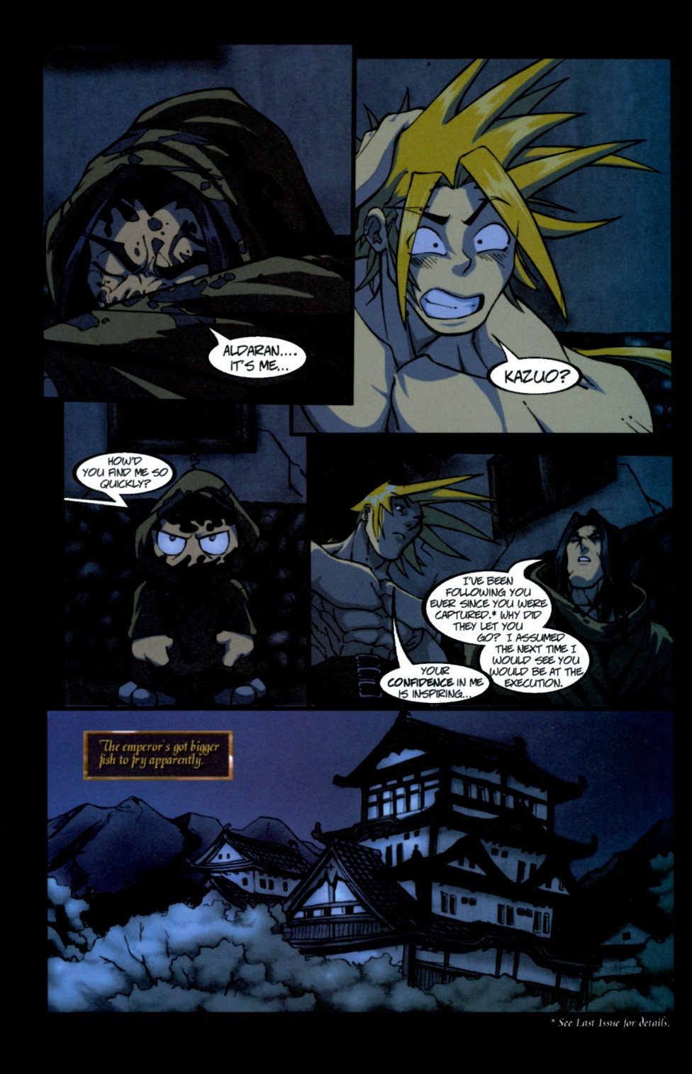 Read online Shidima comic -  Issue #4 - 19