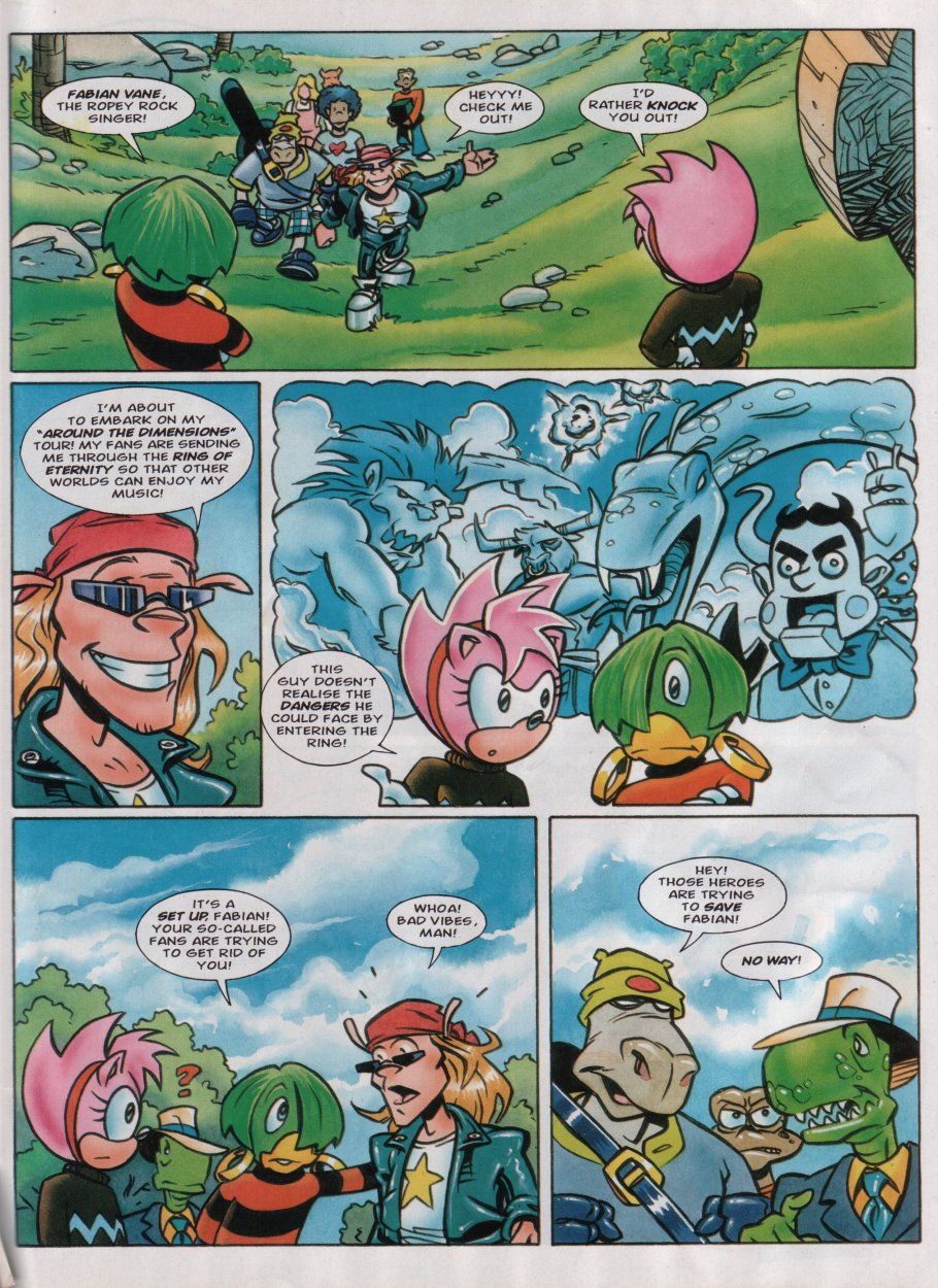 Read online Sonic the Comic comic -  Issue #156 - 10