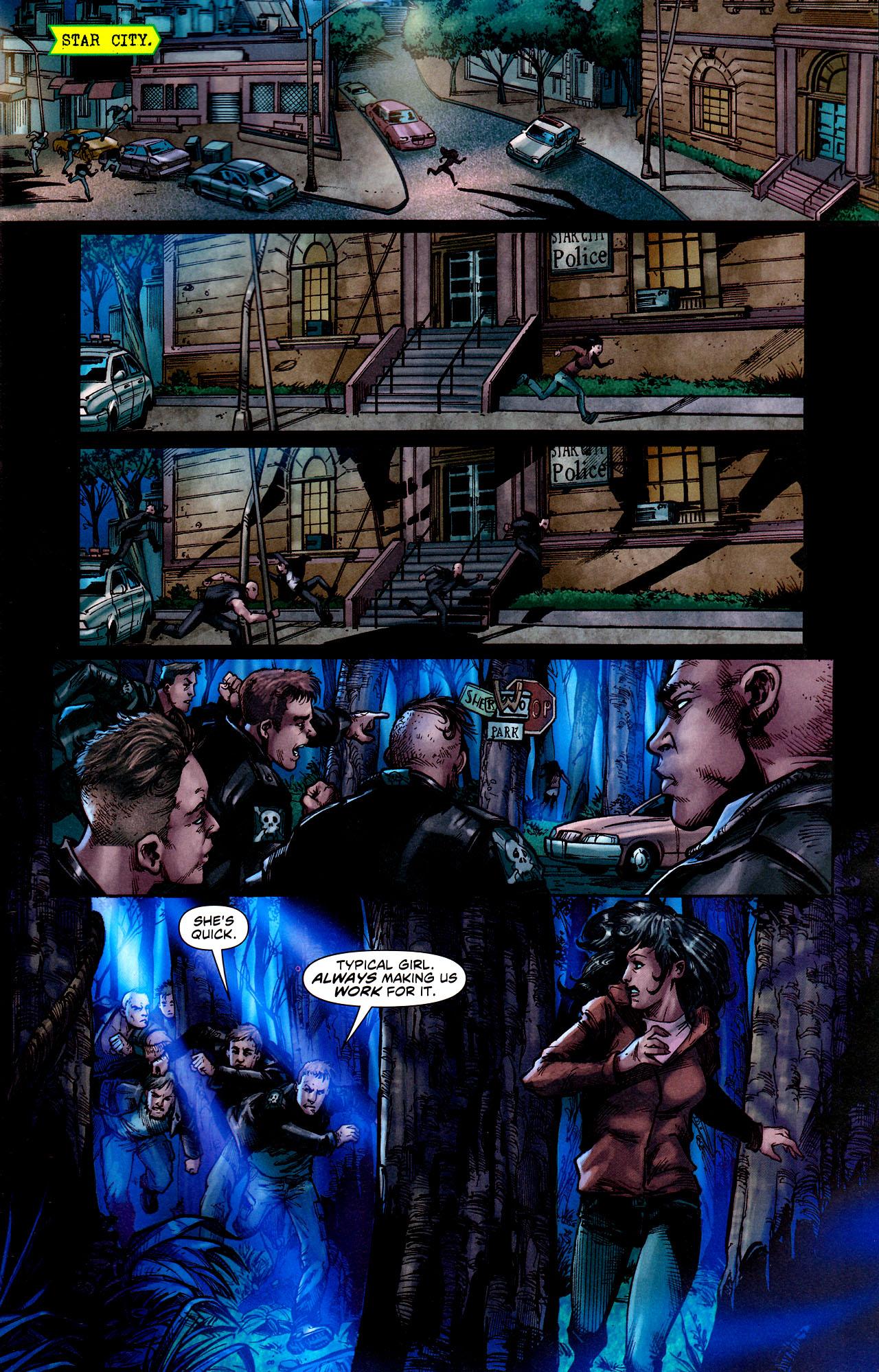 Read online Adventure Comics (2009) comic -  Issue #11 - 29
