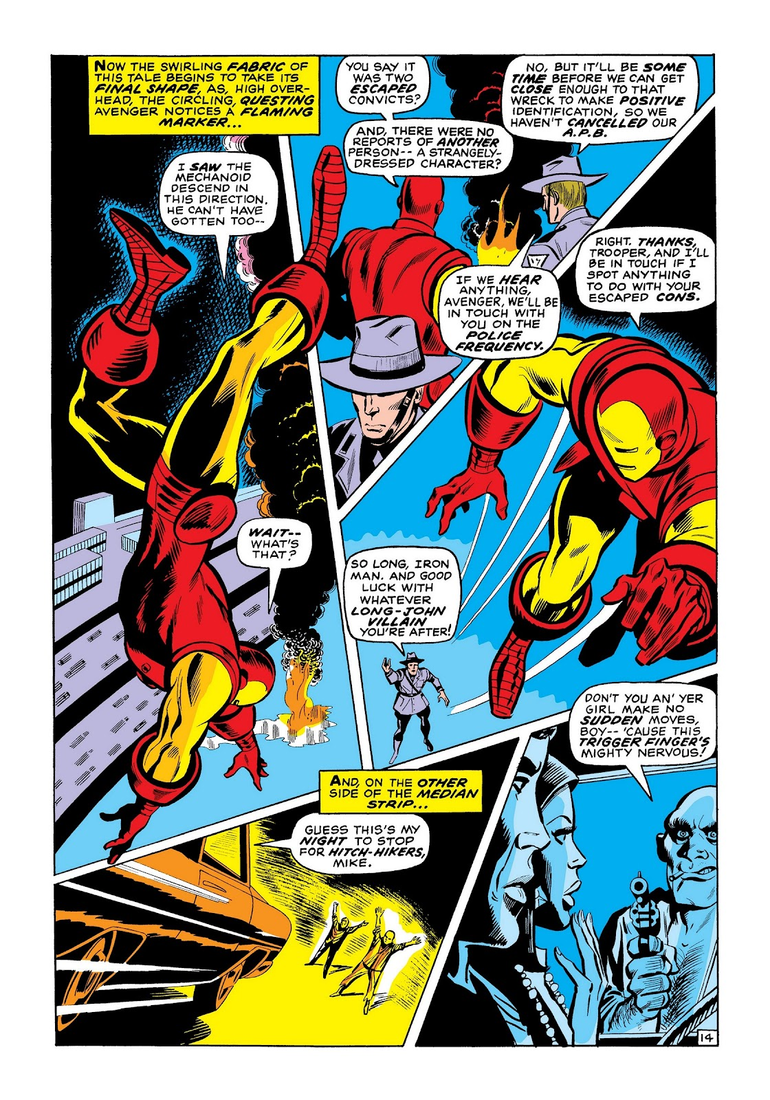 Read online Marvel Masterworks: The Invincible Iron Man comic -  Issue # TPB 7 (Part 2) - 42
