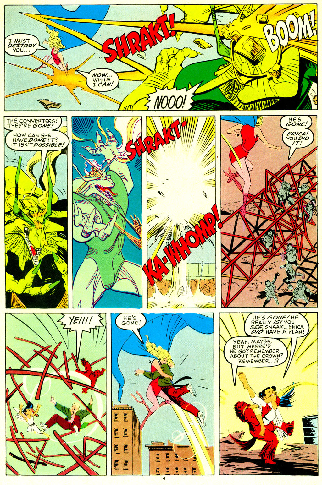 Read online Spellbound comic -  Issue #6 - 15