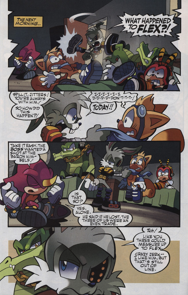 Read online Sonic Universe comic -  Issue #48 - 29