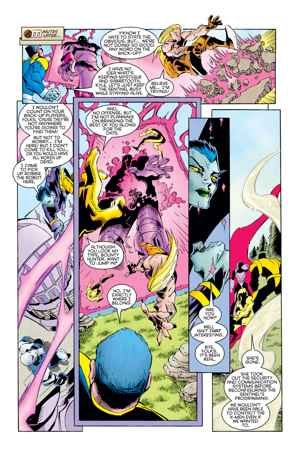 Read online X-Factor (1986) comic -  Issue #125 - 10