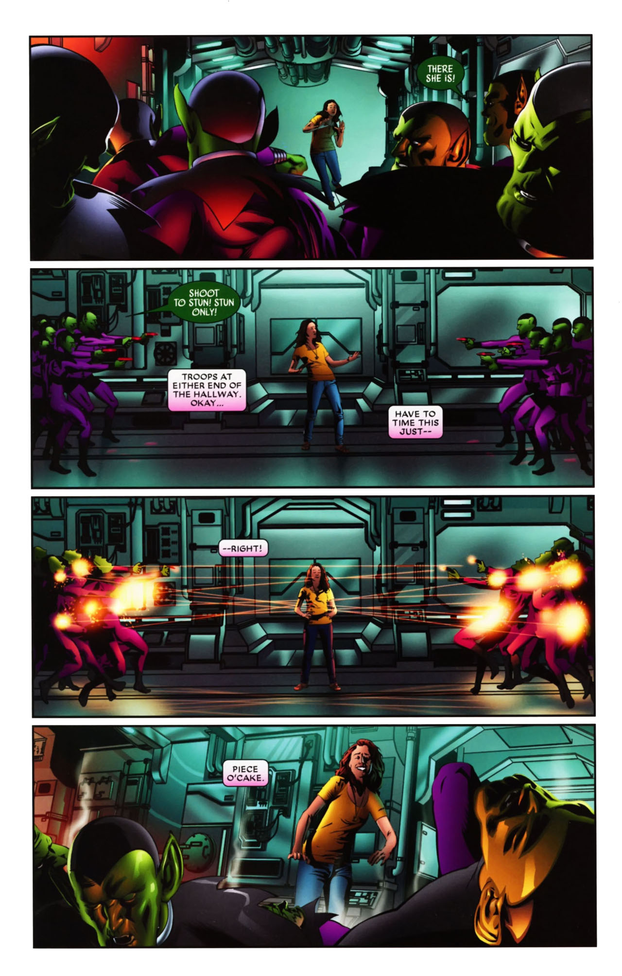 Read online Wolverine: First Class comic -  Issue #19 - 17