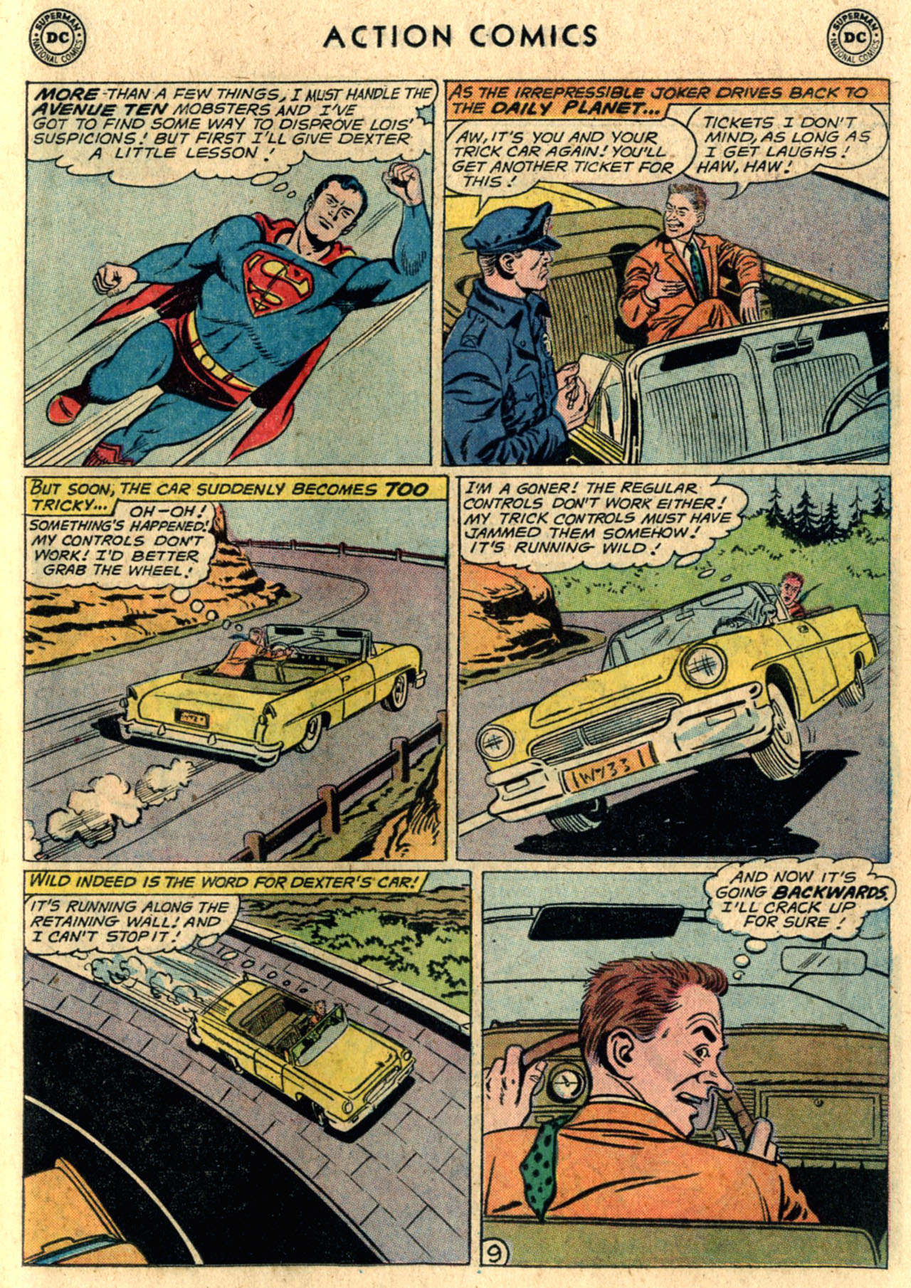 Read online Action Comics (1938) comic -  Issue #289 - 11