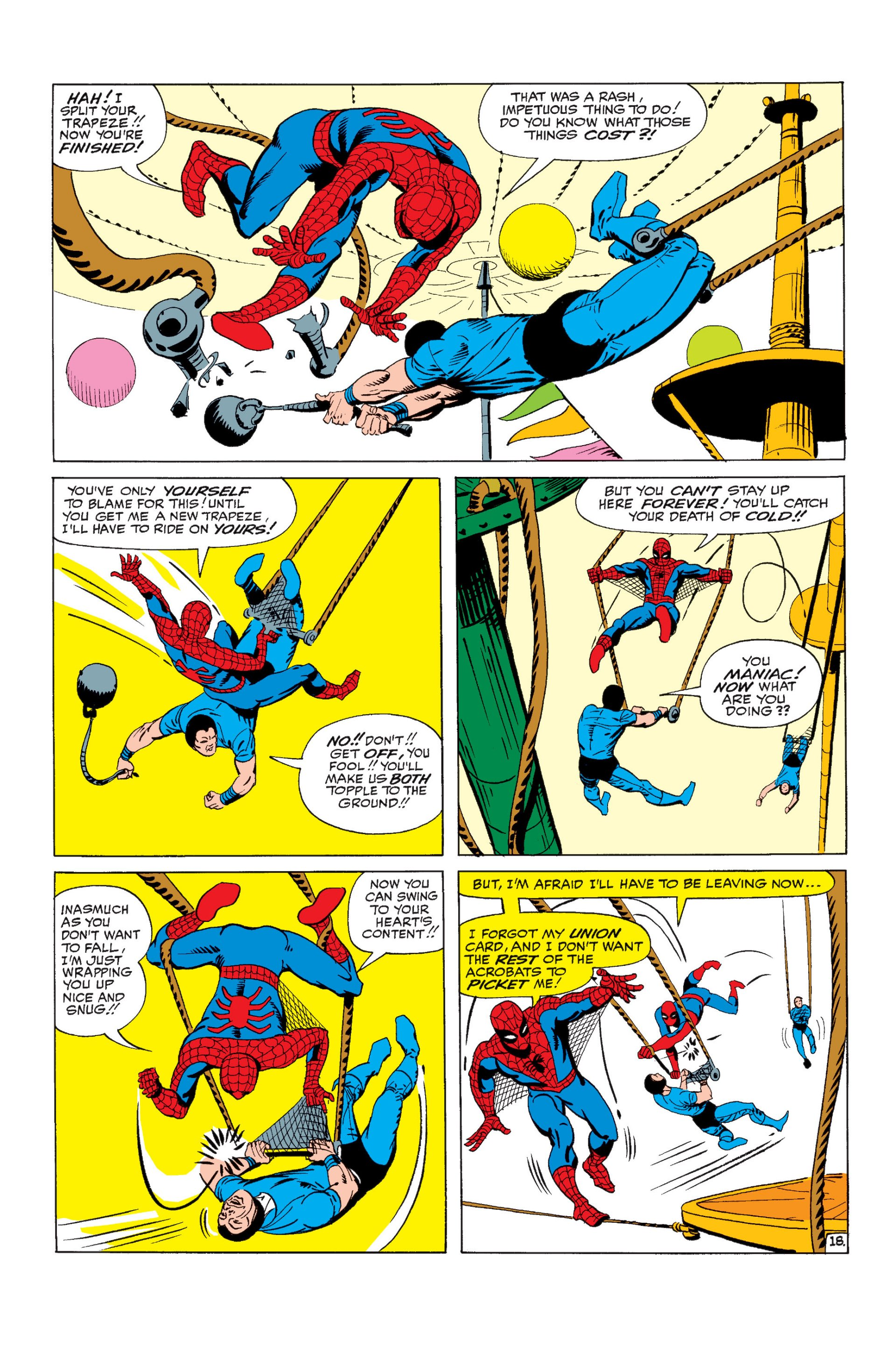 The Amazing Spider-Man (1963) 16 Page 18