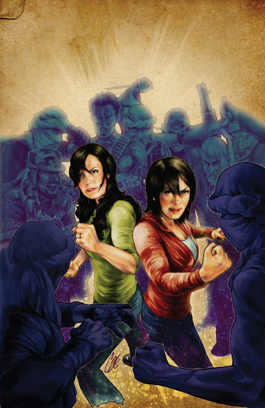 Read online Smallville Season 11 [II] comic -  Issue # TPB 4 - 101