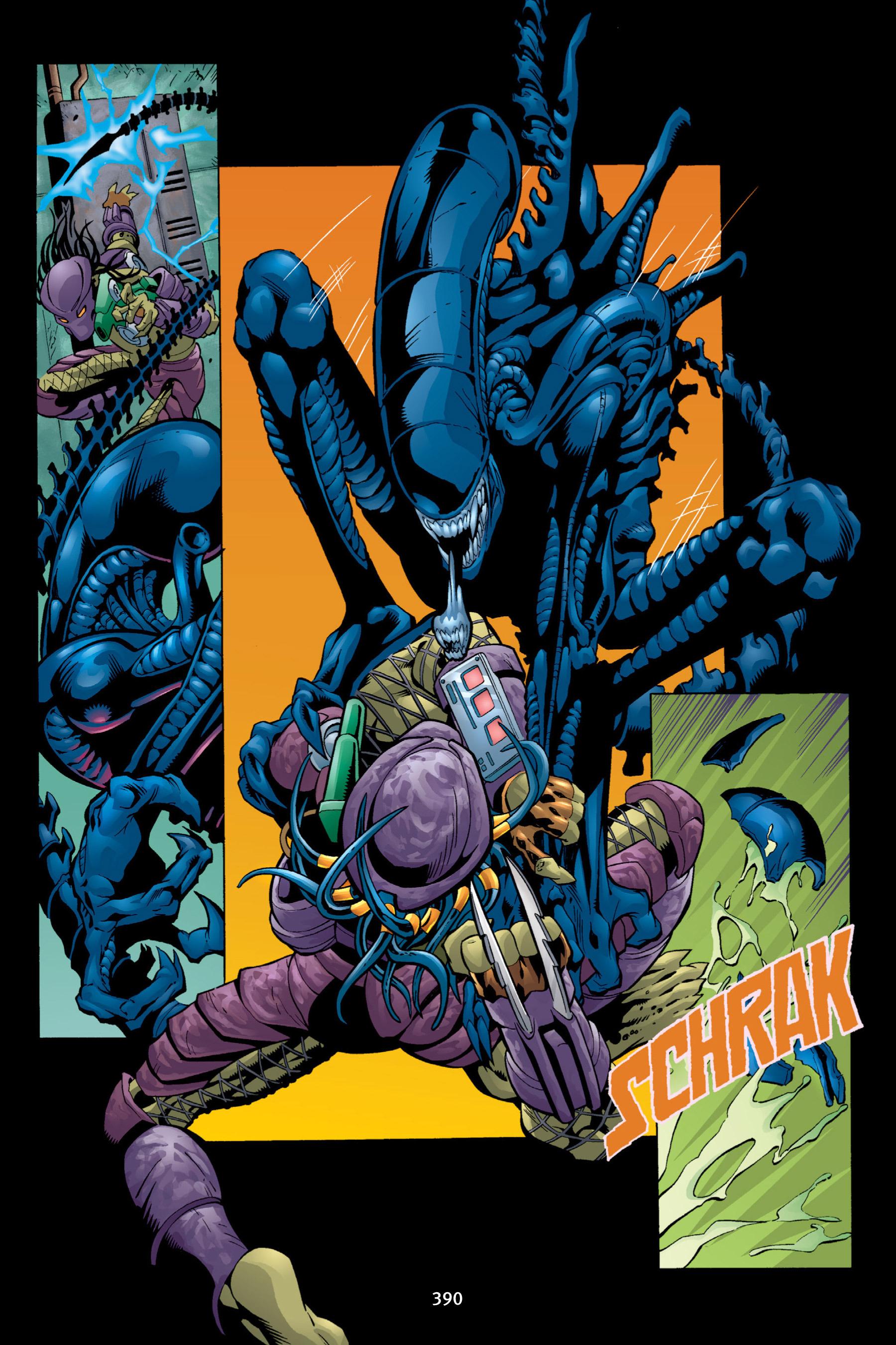 Read online Aliens vs. Predator Omnibus comic -  Issue # _TPB 2 Part 4 - 54