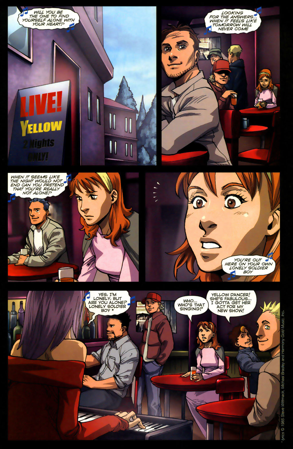 Read online Robotech: Invasion comic -  Issue #5 - 9