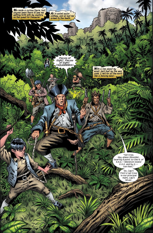 Read online Treasure Island comic -  Issue #5 - 20