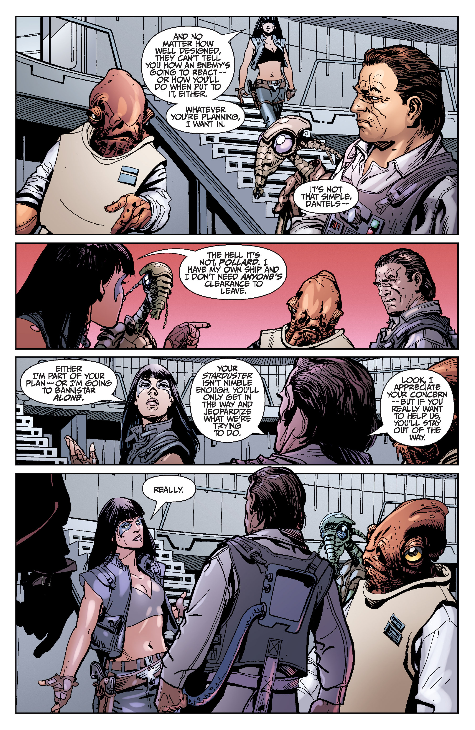Read online Star Wars Omnibus comic -  Issue # Vol. 20 - 358