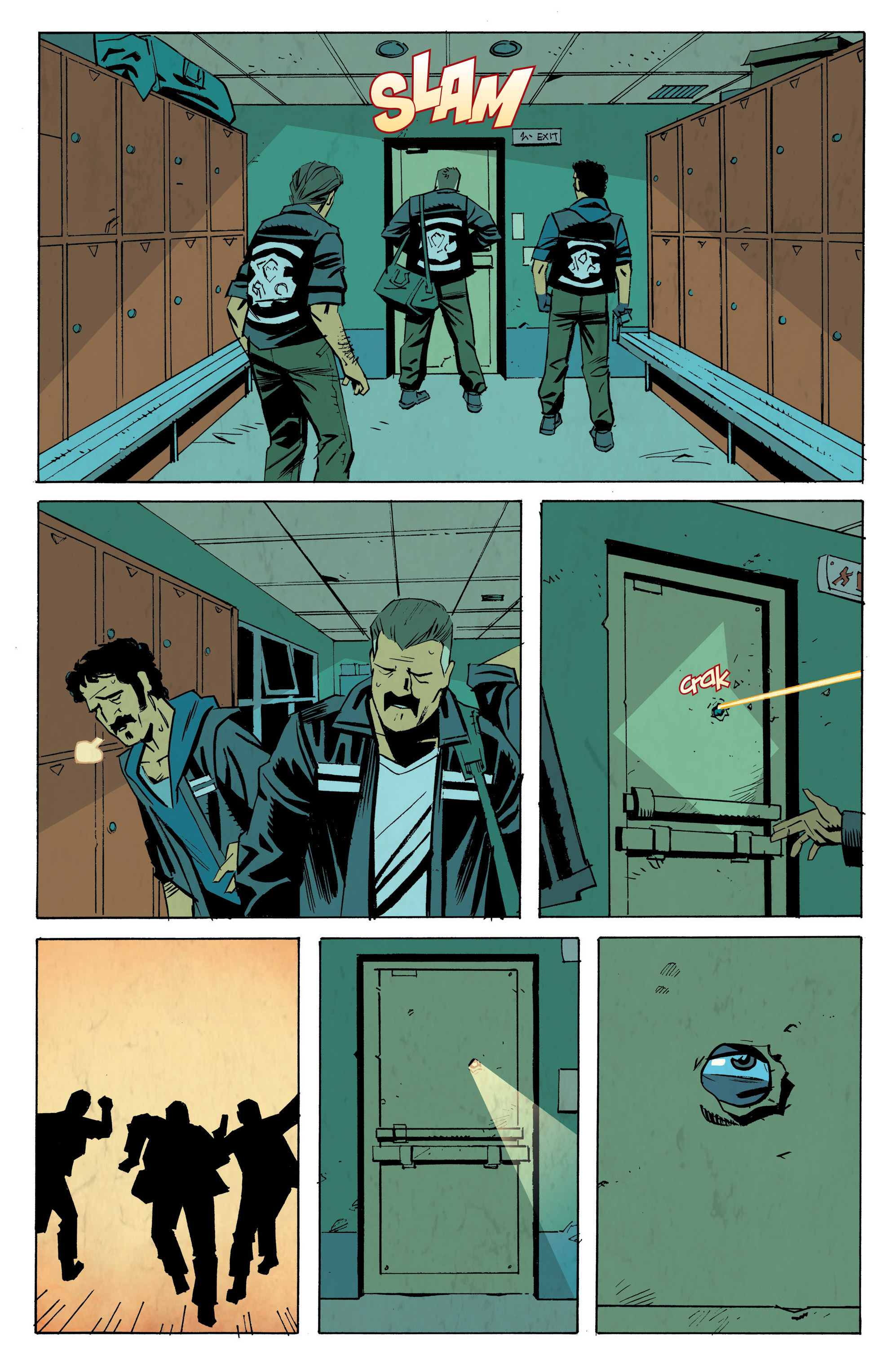 Read online Sons of Anarchy: Redwood Original comic -  Issue #8 - 3