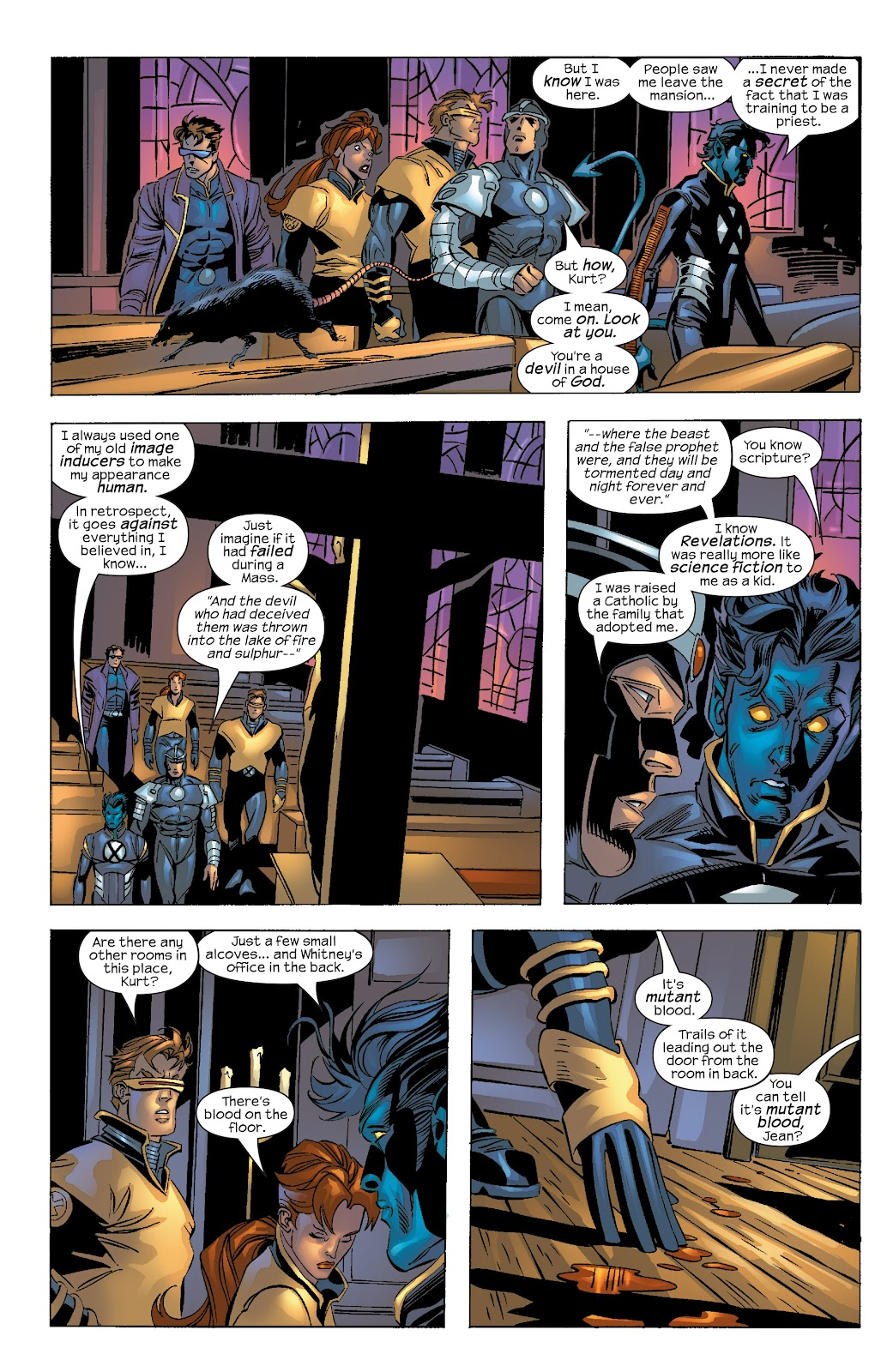 Read online X-Men: Unstoppable comic -  Issue # TPB (Part 4) - 91