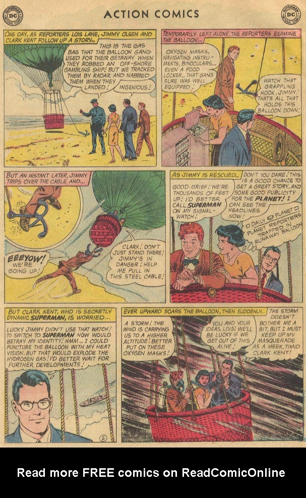Read online Action Comics (1938) comic -  Issue #298 - 4