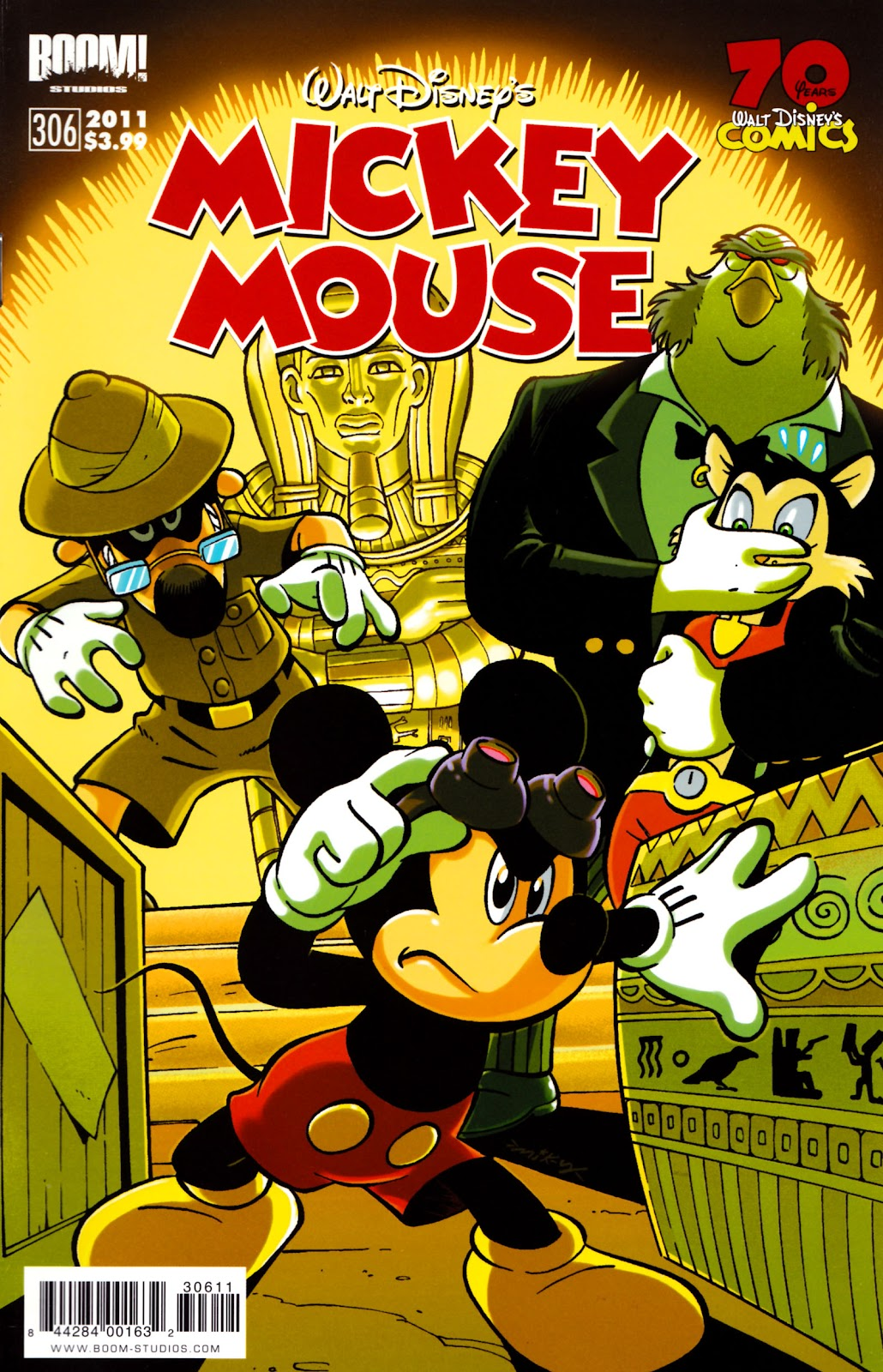 Walt Disney's Mickey Mouse issue 306 - Page 1