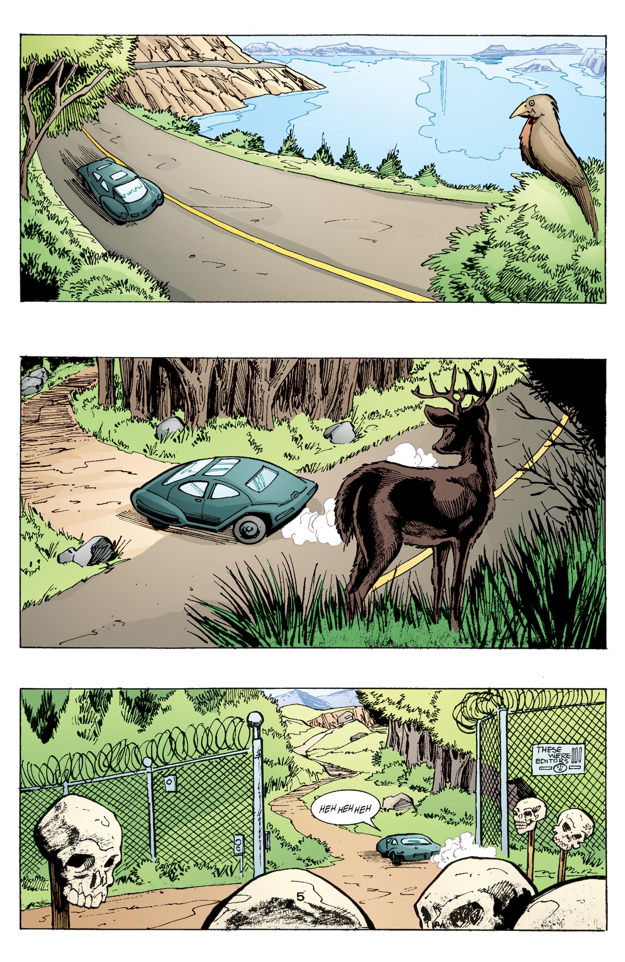 Read online Transmetropolitan comic -  Issue #60 - 5