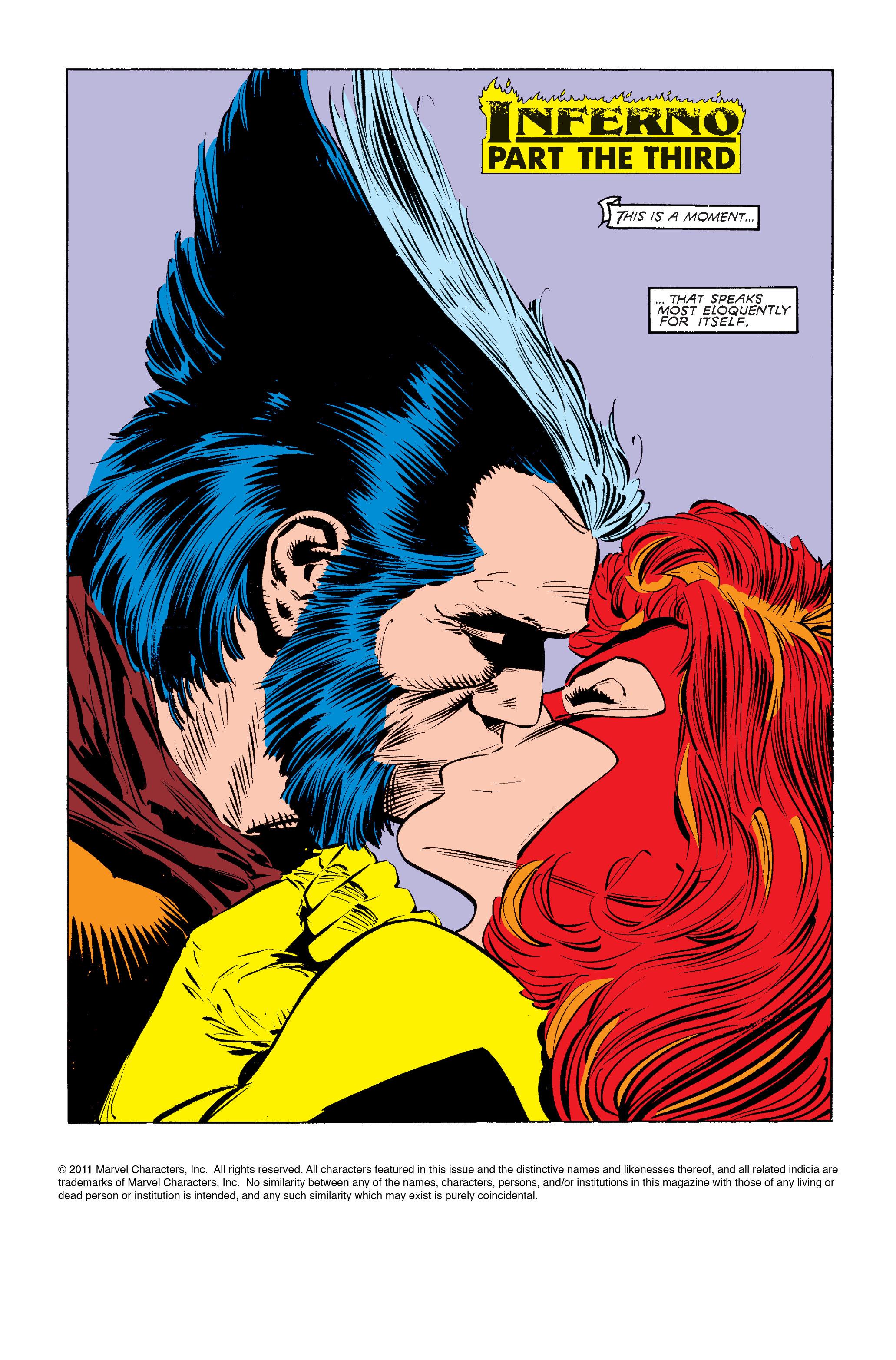 Read online Uncanny X-Men (1963) comic -  Issue #242 - 2