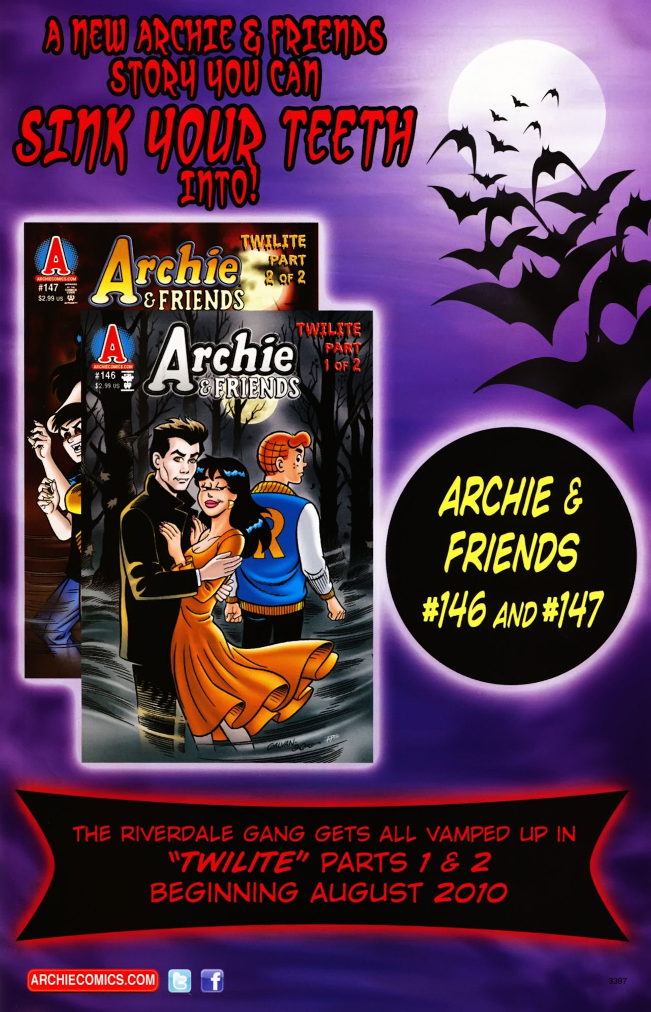 Read online Archie (1960) comic -  Issue #611 - 25