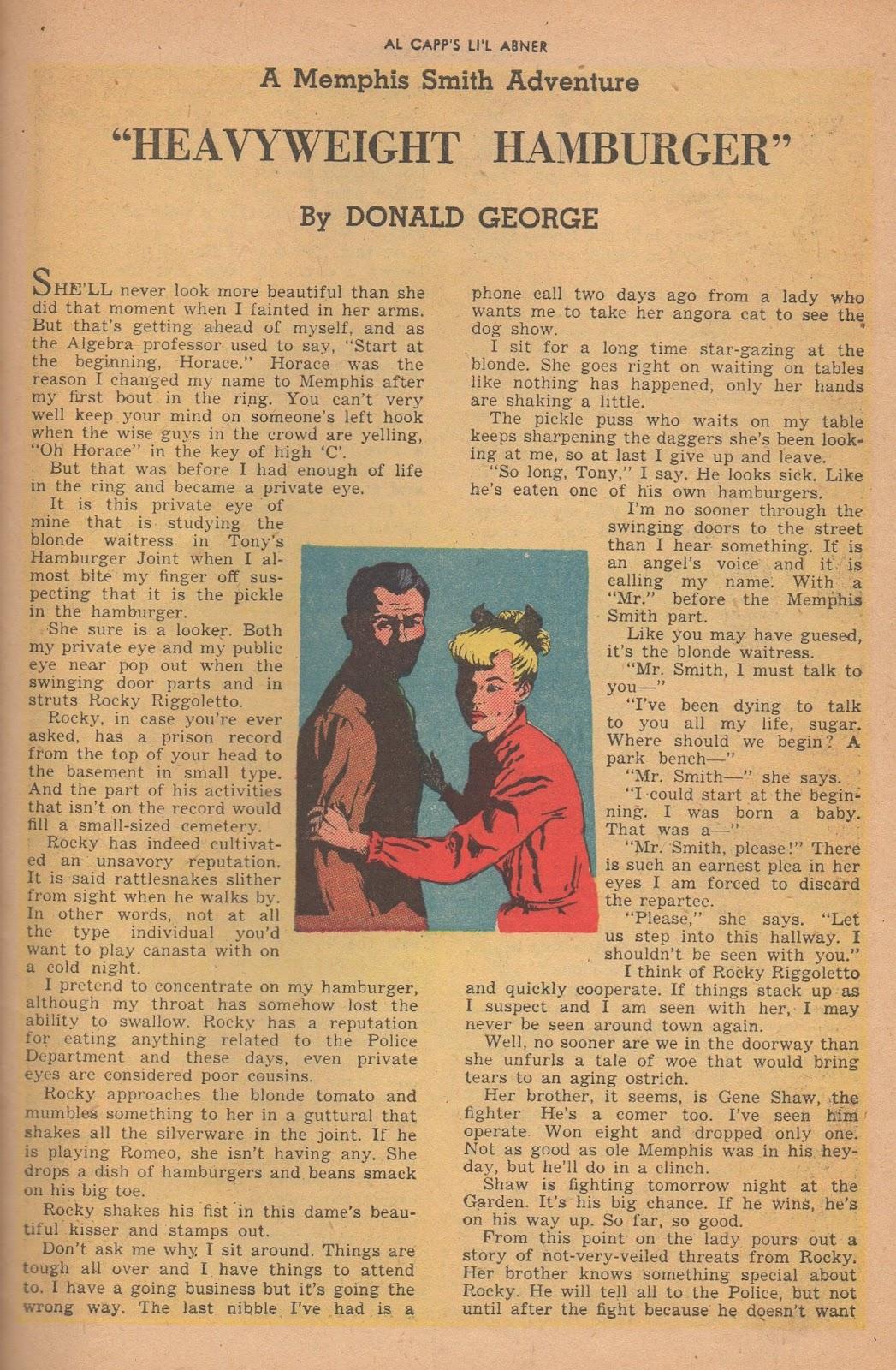 Li'l Abner Comics issue 77 - Page 29