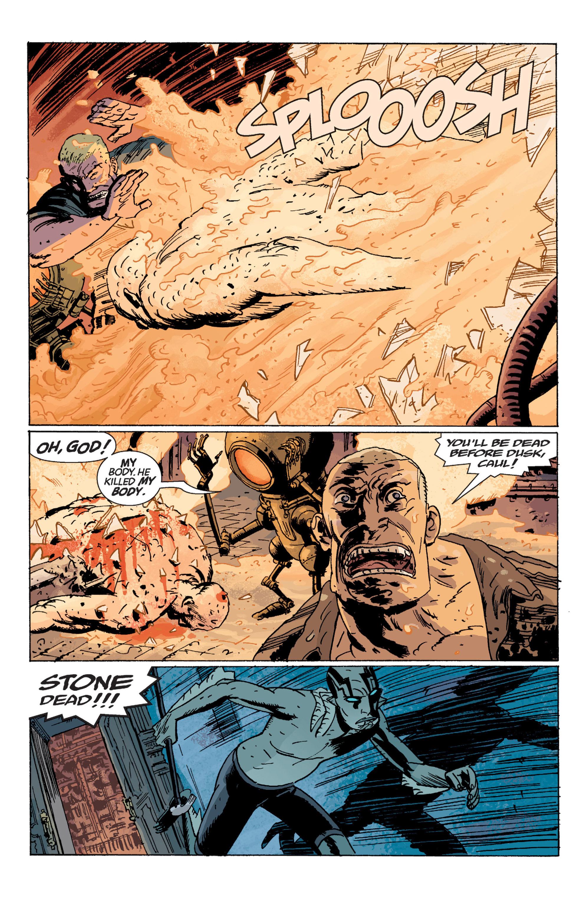 Read online B.P.R.D. (2003) comic -  Issue # TPB 7 - 104