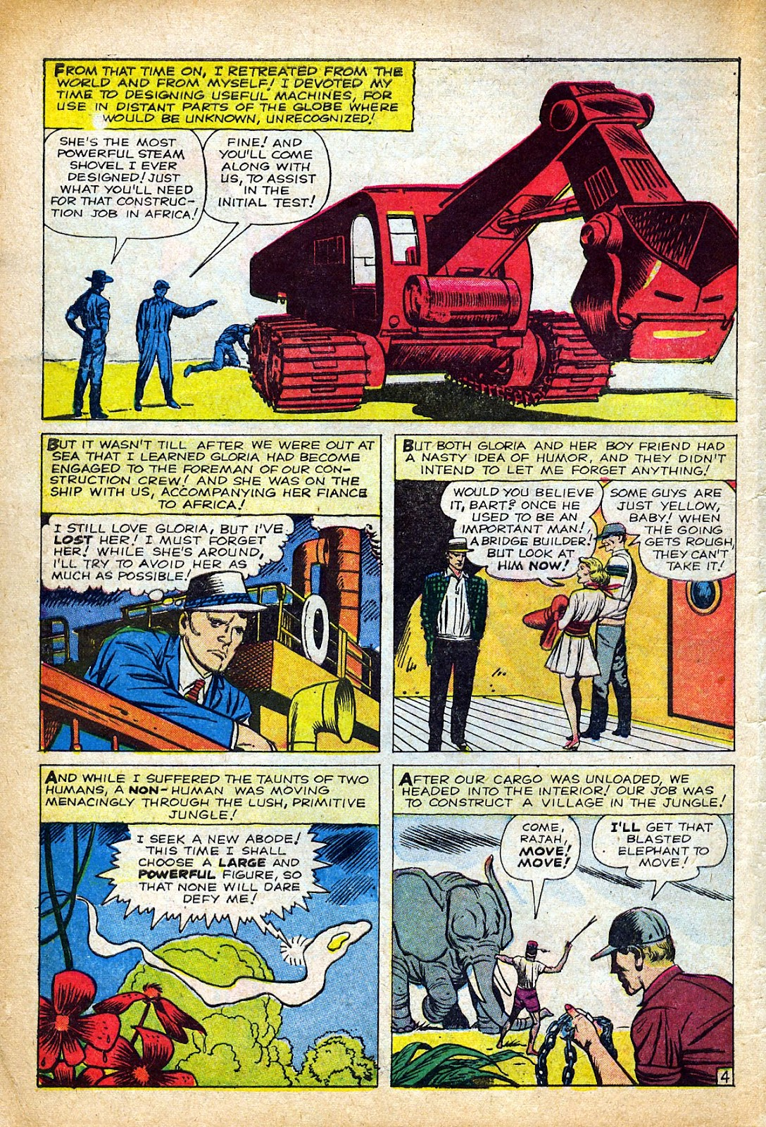 Tales to Astonish (1959) issue 21 - Page 6