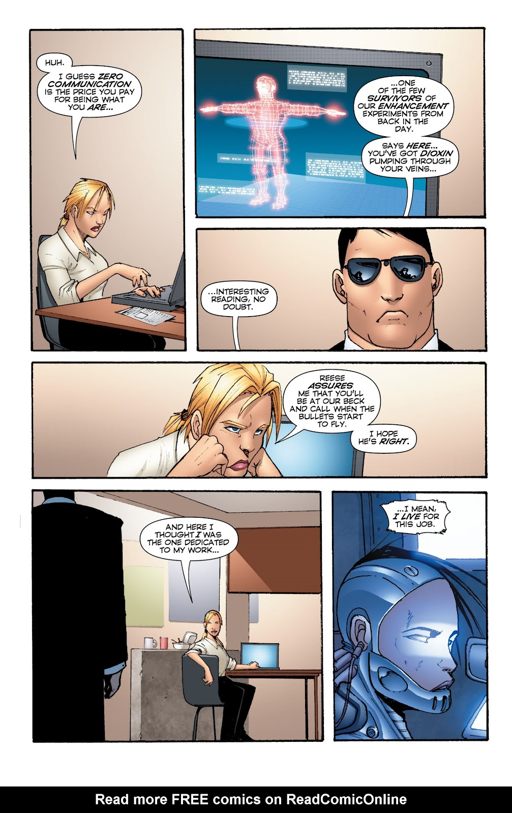 Wildcats Version 3.0 Issue #18 #18 - English 18
