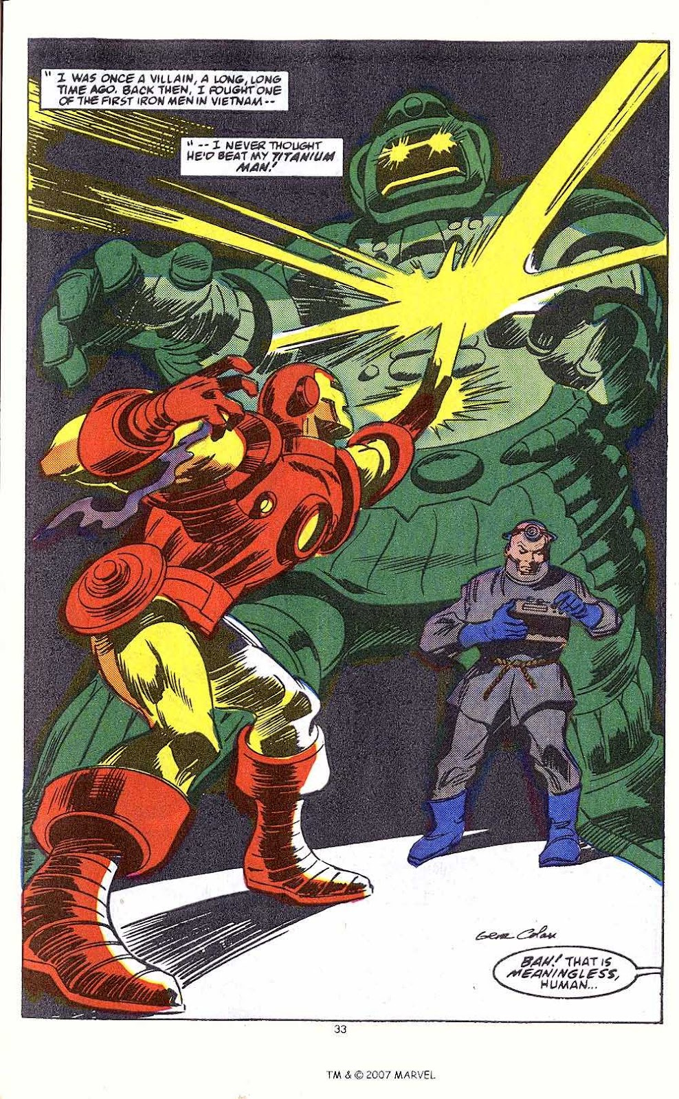 Iron Man Annual issue 10 - Page 35
