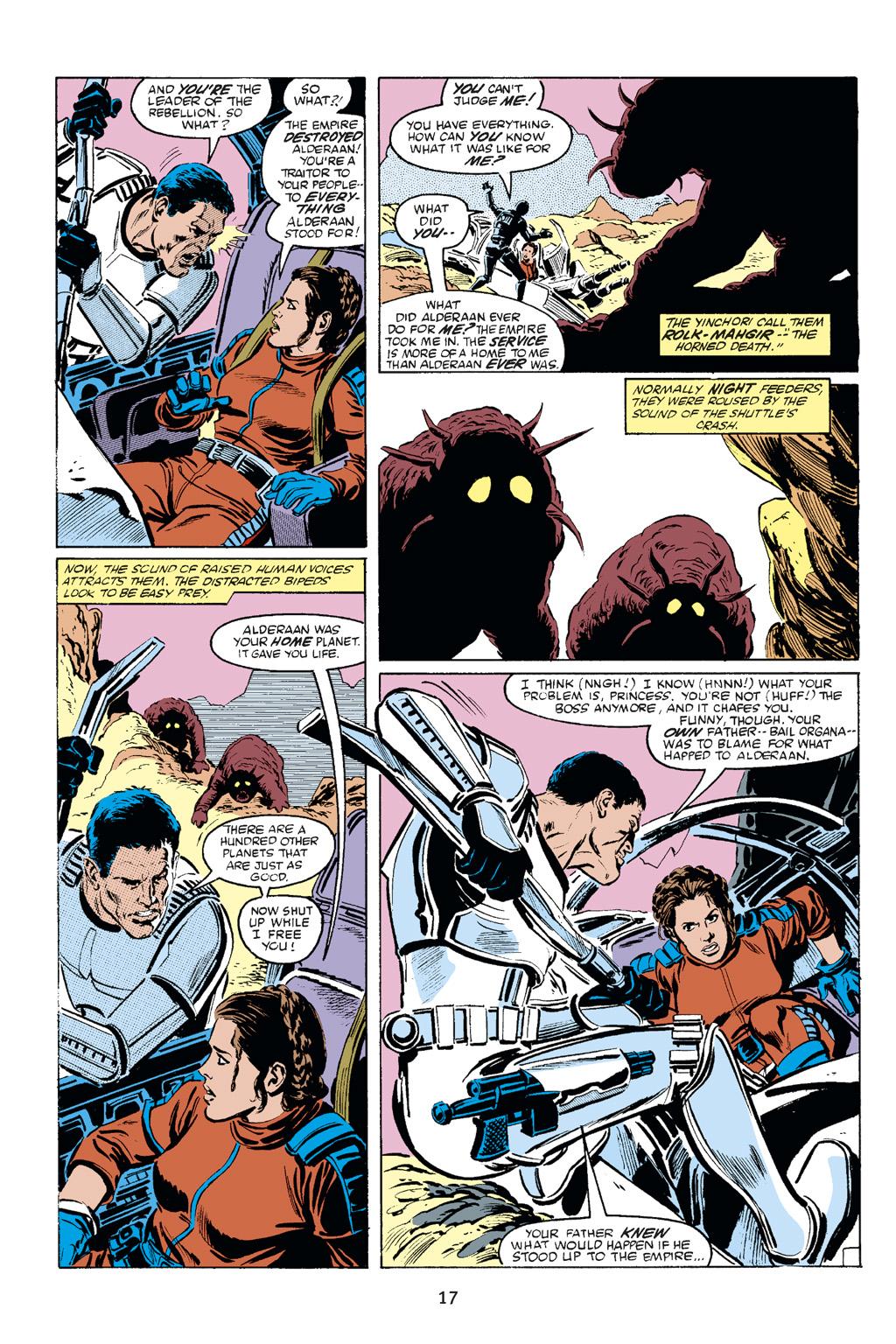 Read online Star Wars Omnibus comic -  Issue # Vol. 21 - 16