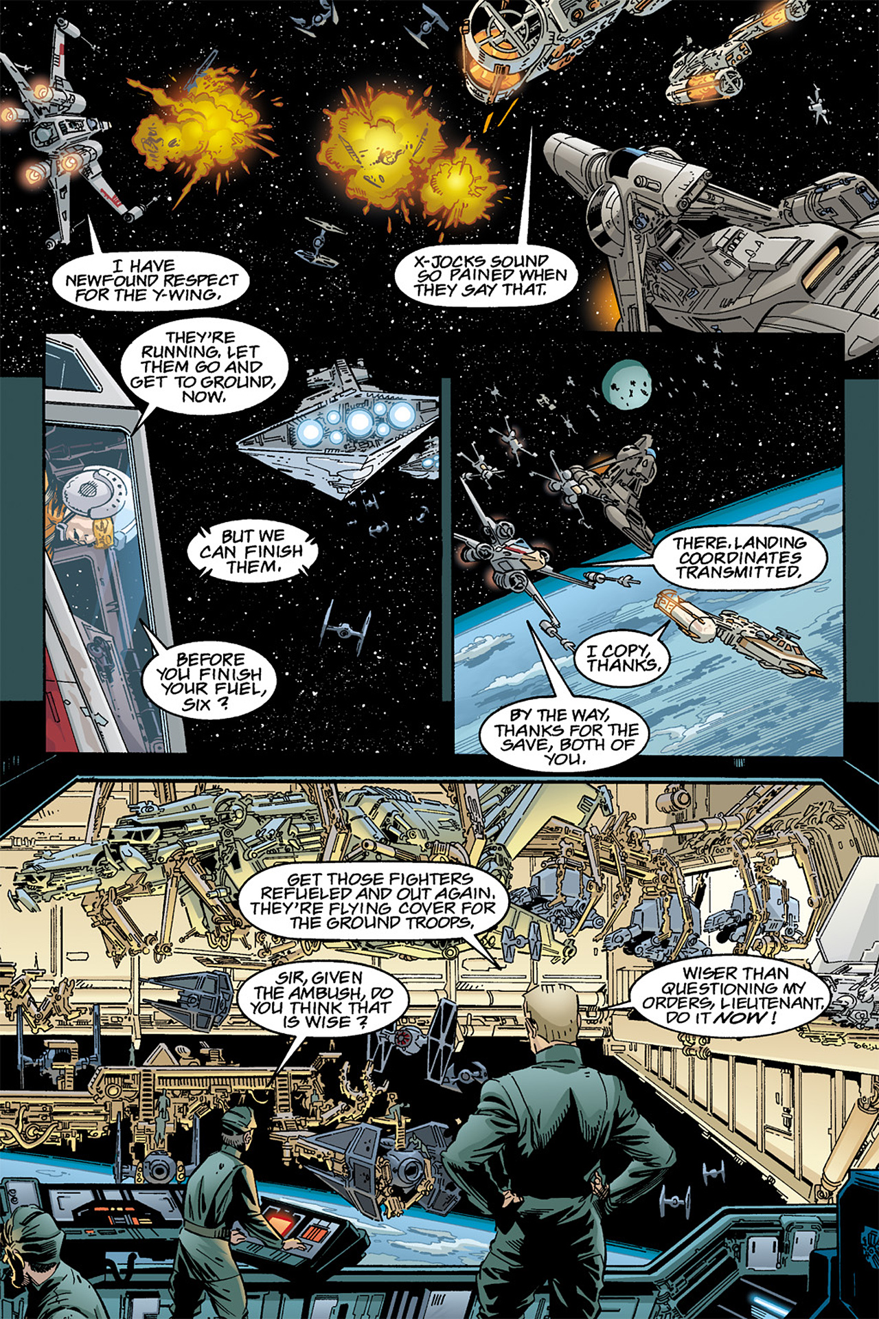 Read online Star Wars Omnibus comic -  Issue # Vol. 3 - 337