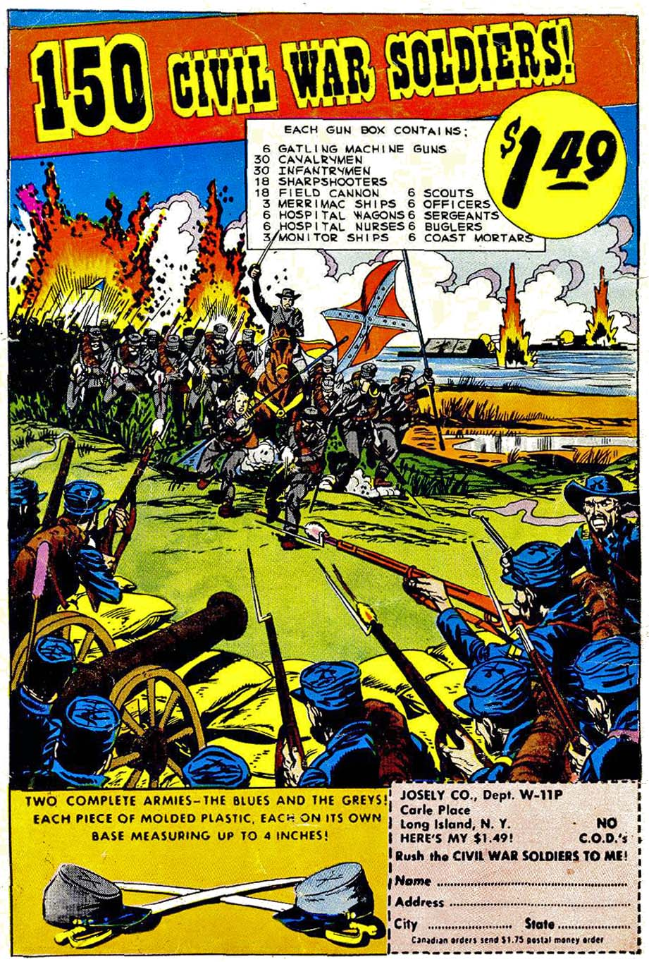 Our Army at War (1952) issue 98 - Page 36