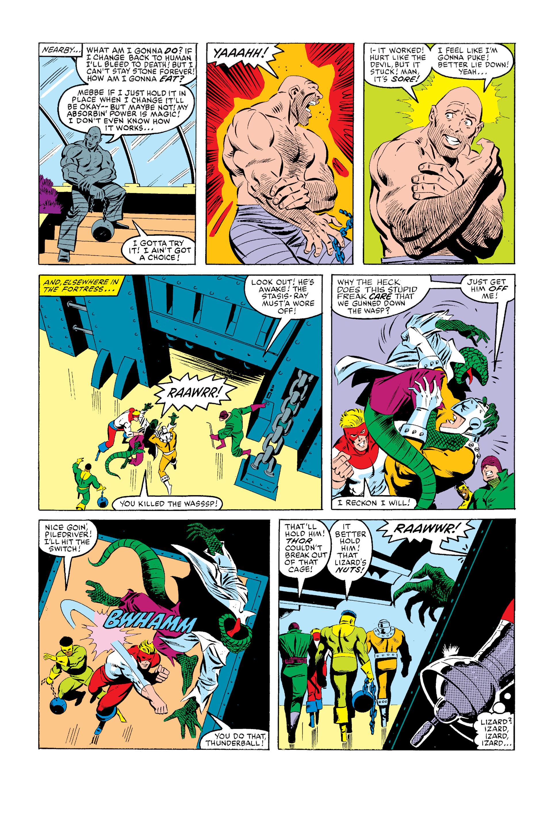 Read online Secret Wars (1985) comic -  Issue #7 - 17