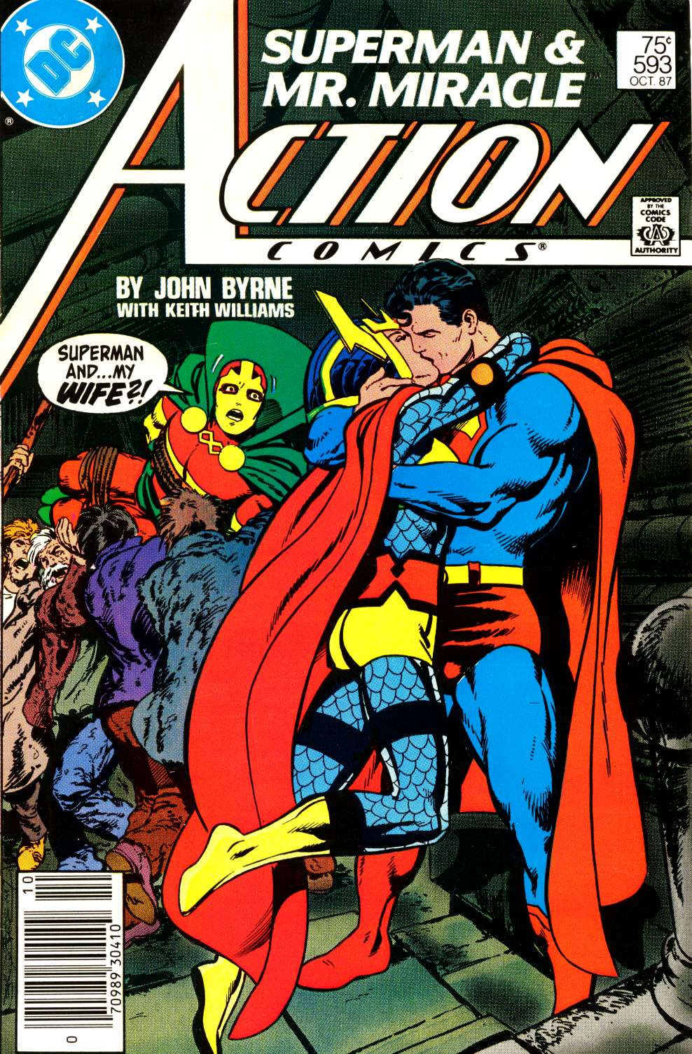Action Comics (1938) 593 Page 1