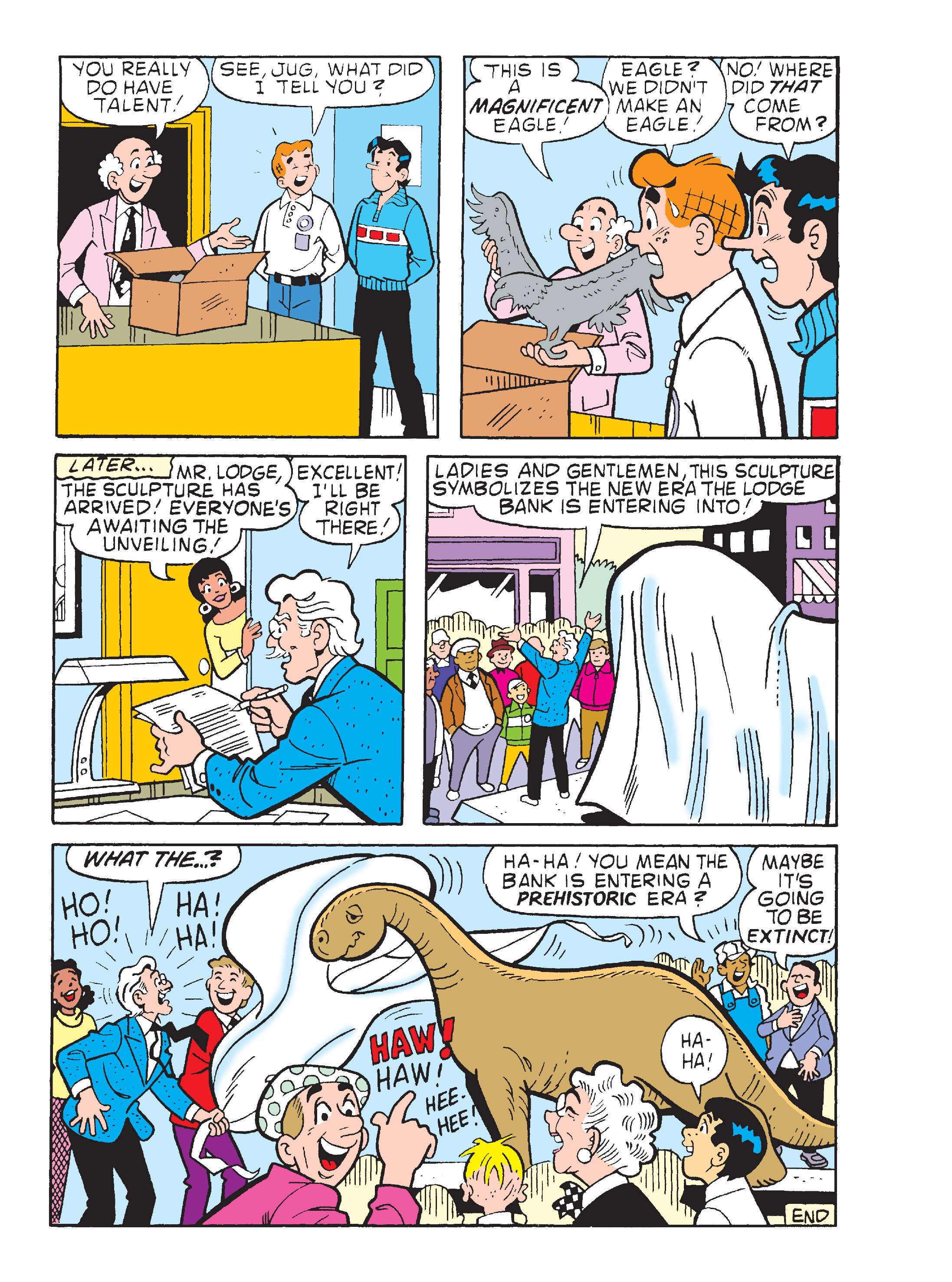 Read online Archie Giant Comics Collection comic -  Issue #Archie Giant Comics Collection TPB (Part 2) - 80