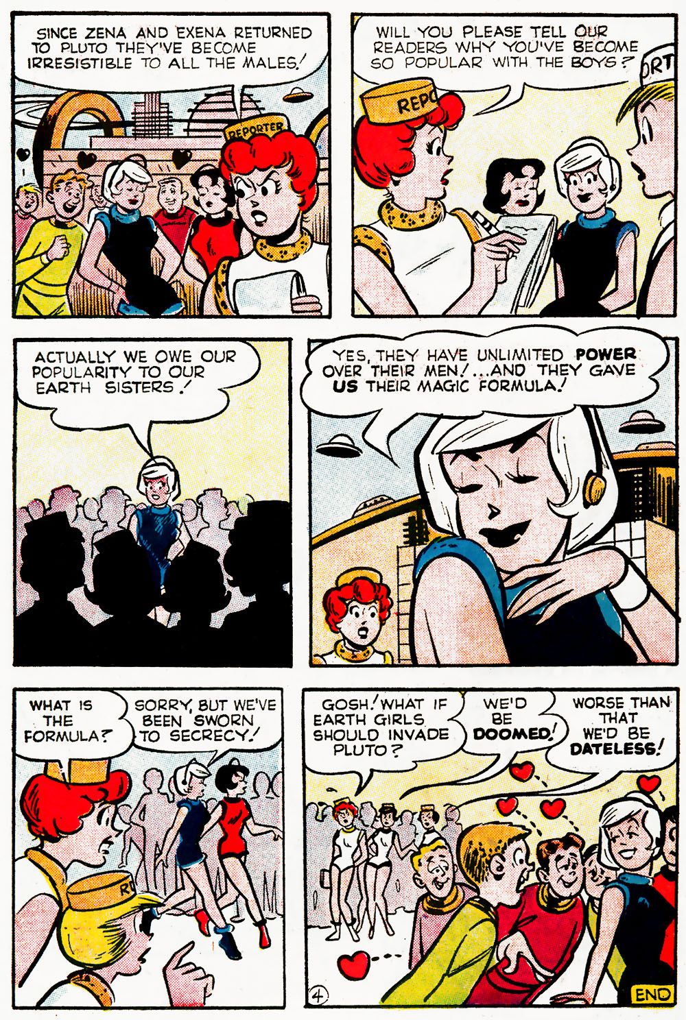 Archie's Madhouse issue 24 - Page 10
