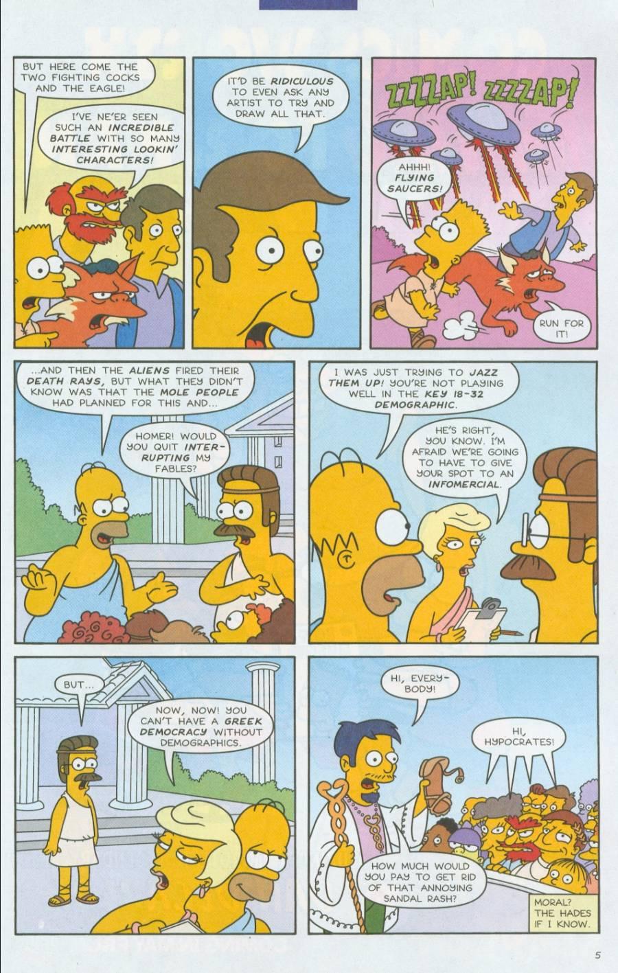 Read online Simpsons Comics comic -  Issue #70 - 28
