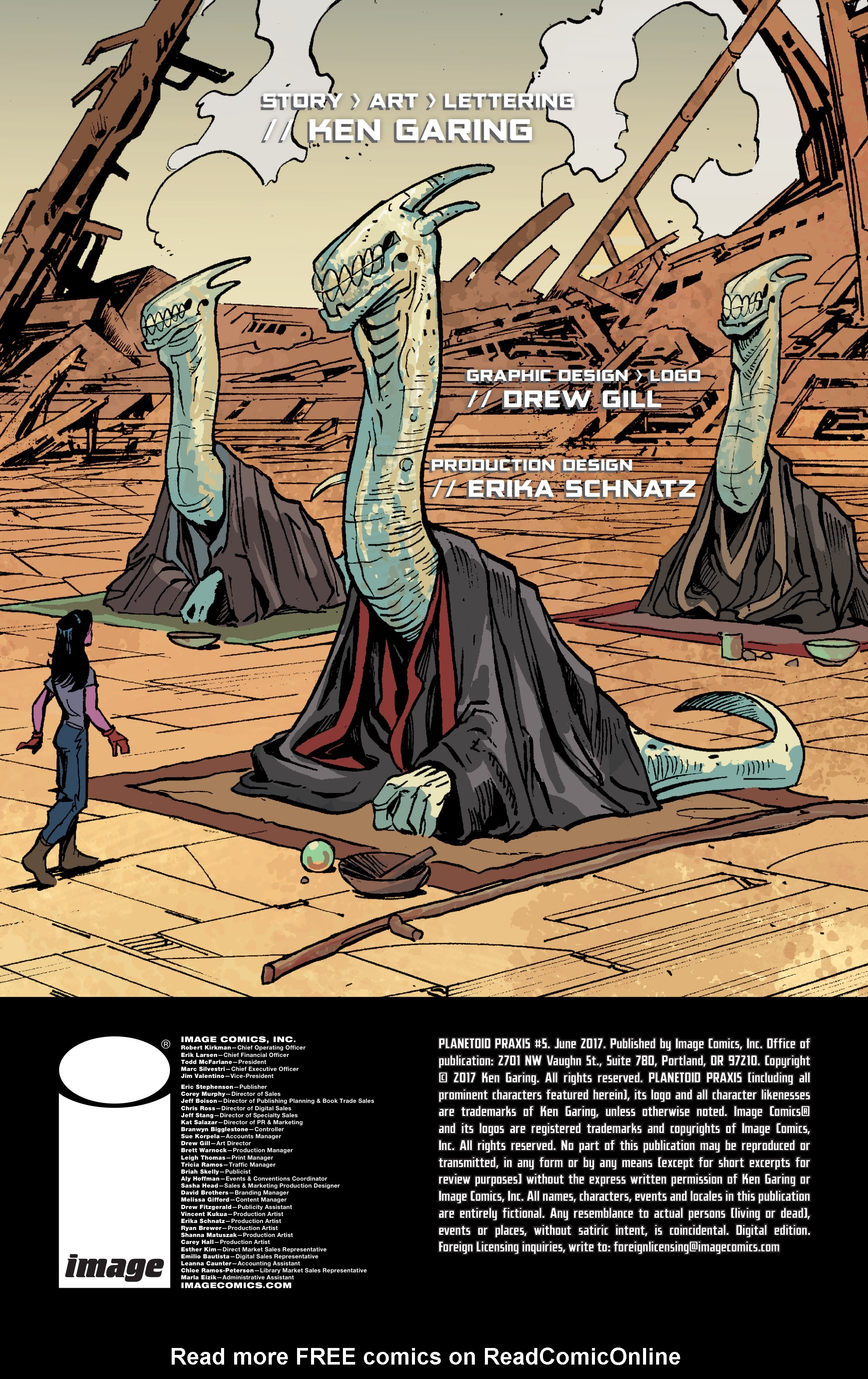 Read online Planetoid Praxis comic -  Issue #5 - 2