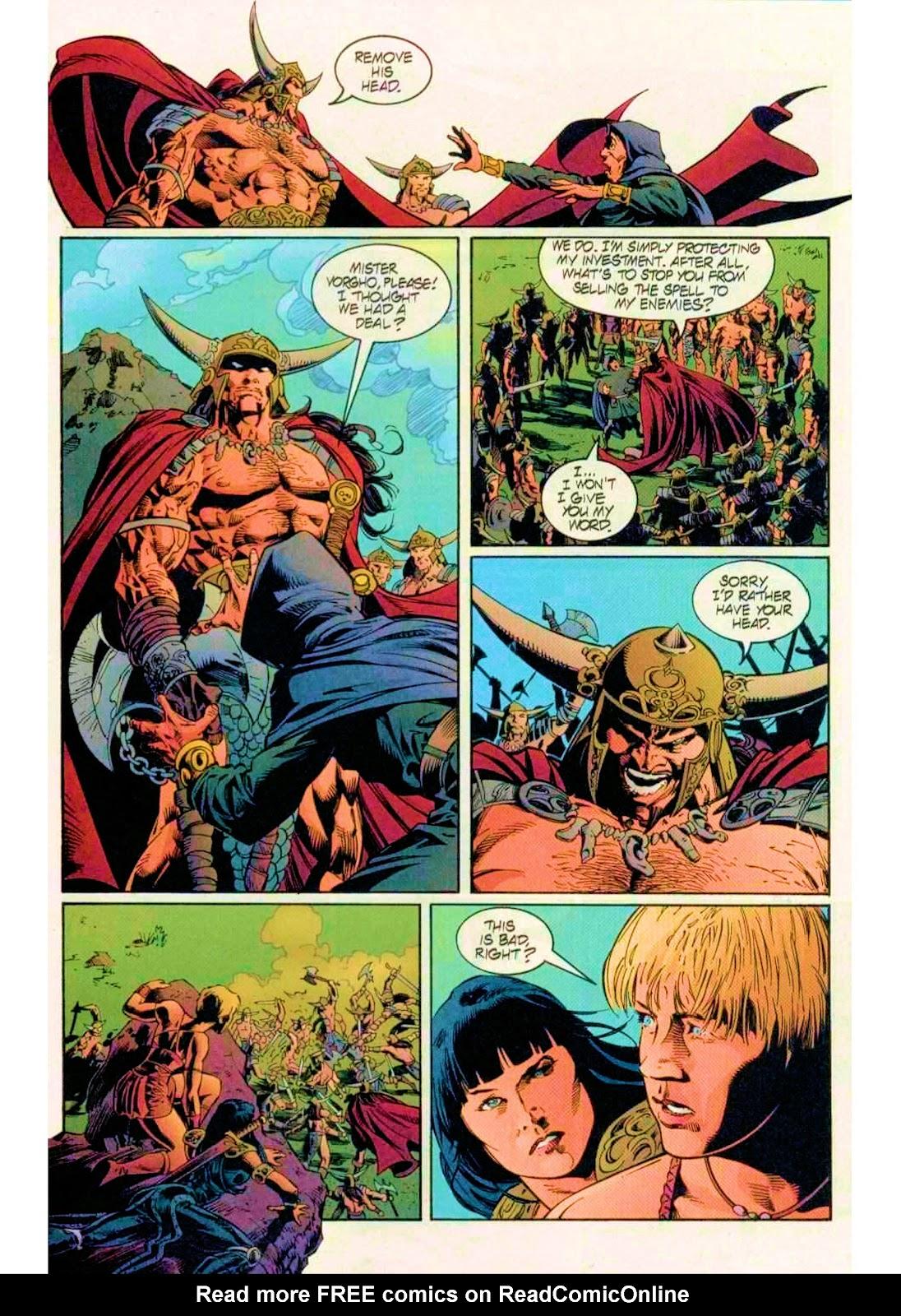 Xena: Warrior Princess (1999) Issue #14 #14 - English 18